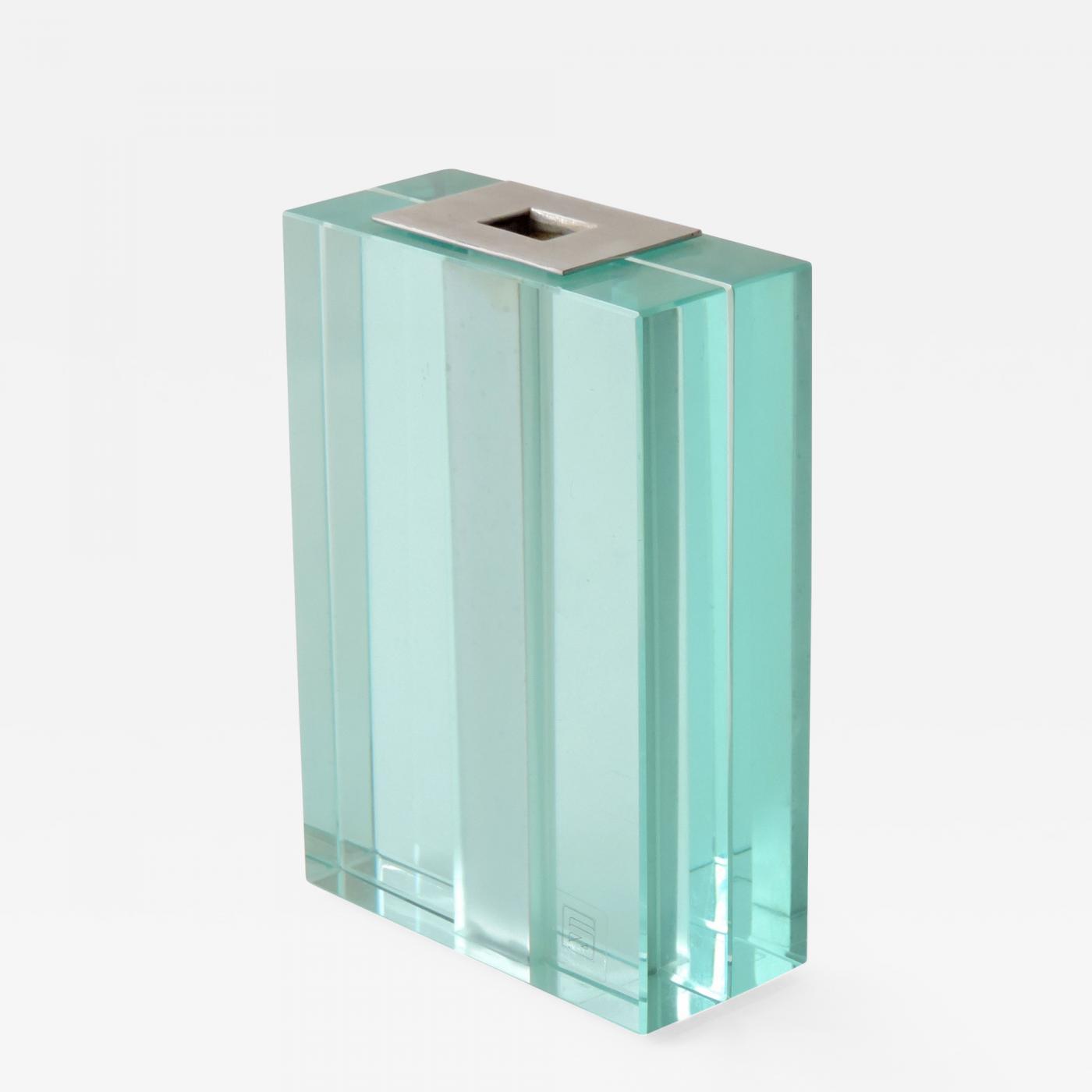 Fontana Arte - Fontana Arte Mod.2049 glass vase