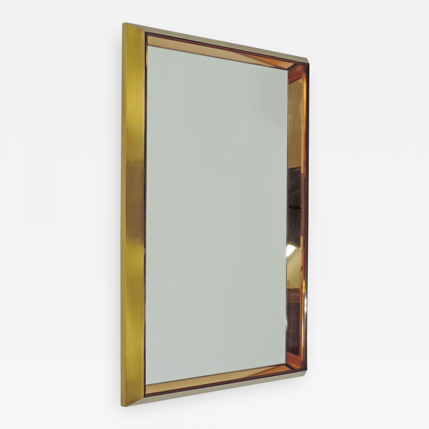 Fontana Arte - Fontana Arte Mod. 2172 wall mirror Italy 1960\'s