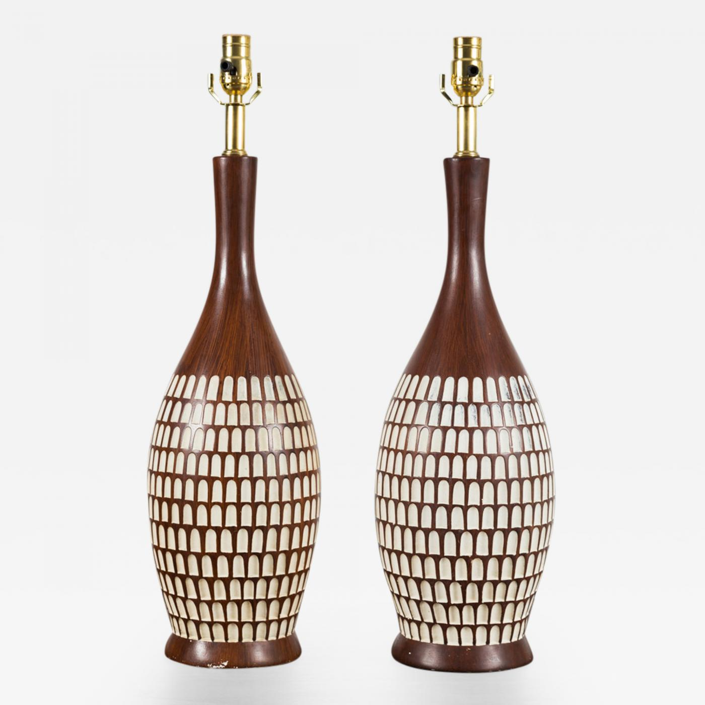 Fortune Lamp Co. - Ceramic Lamps by Fortune