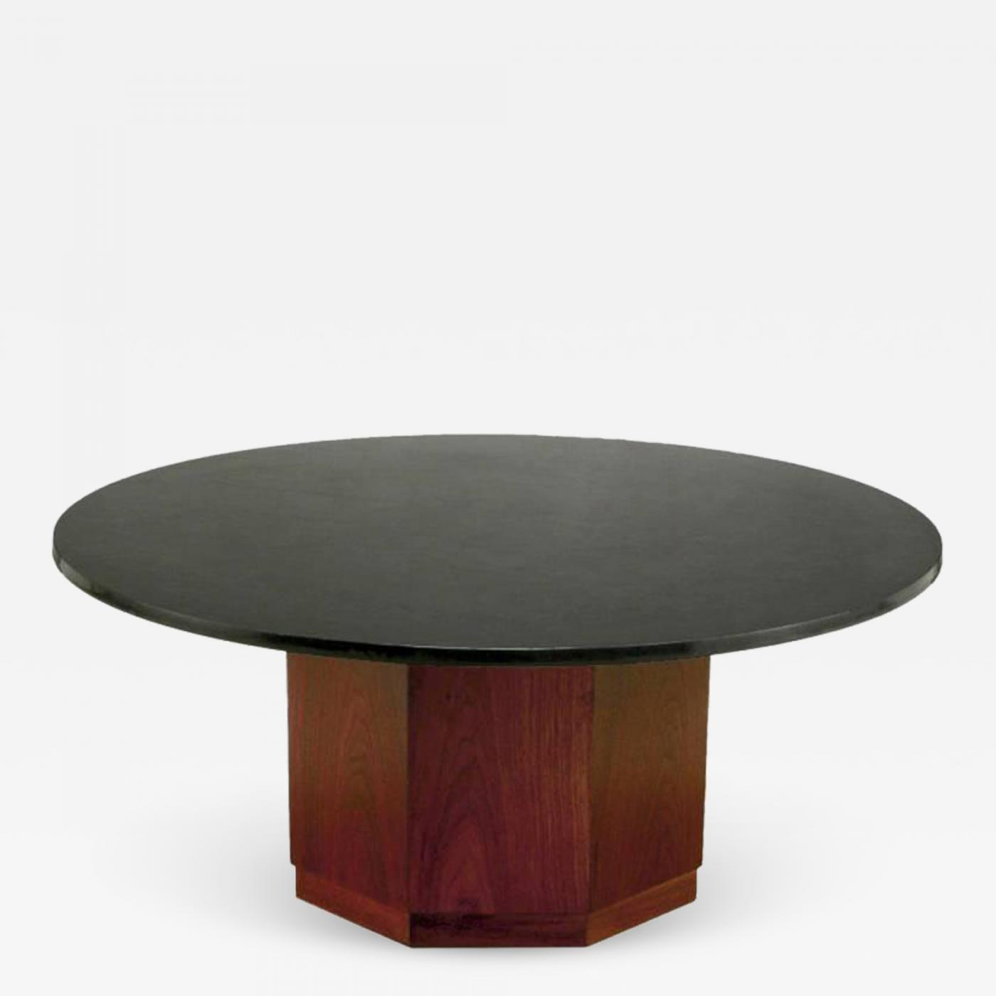 Fred kemp fred kemp walnut and slate coffee table listings furniture tables coffee tables geotapseo Image collections