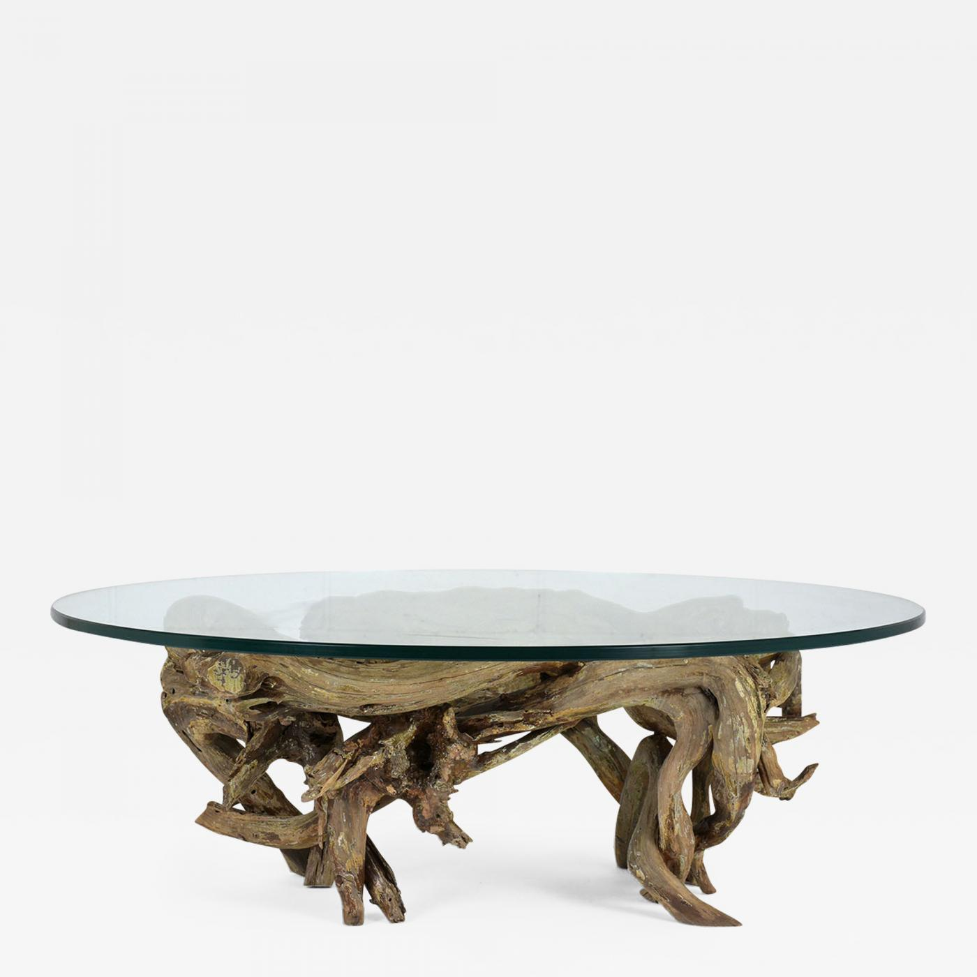 Listings / Furniture / Tables / Center Tables · Free Form Root Coffee Table