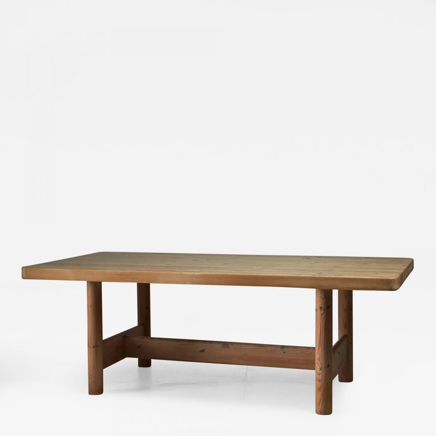 Friis & Moltke Pine Dining Table by Danish Architects