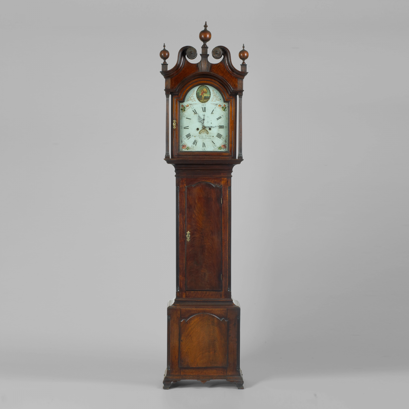Kitchen Designers In Maryland Isaac Amp Ellis Chandlee An Eight Day Walnut Tall Case
