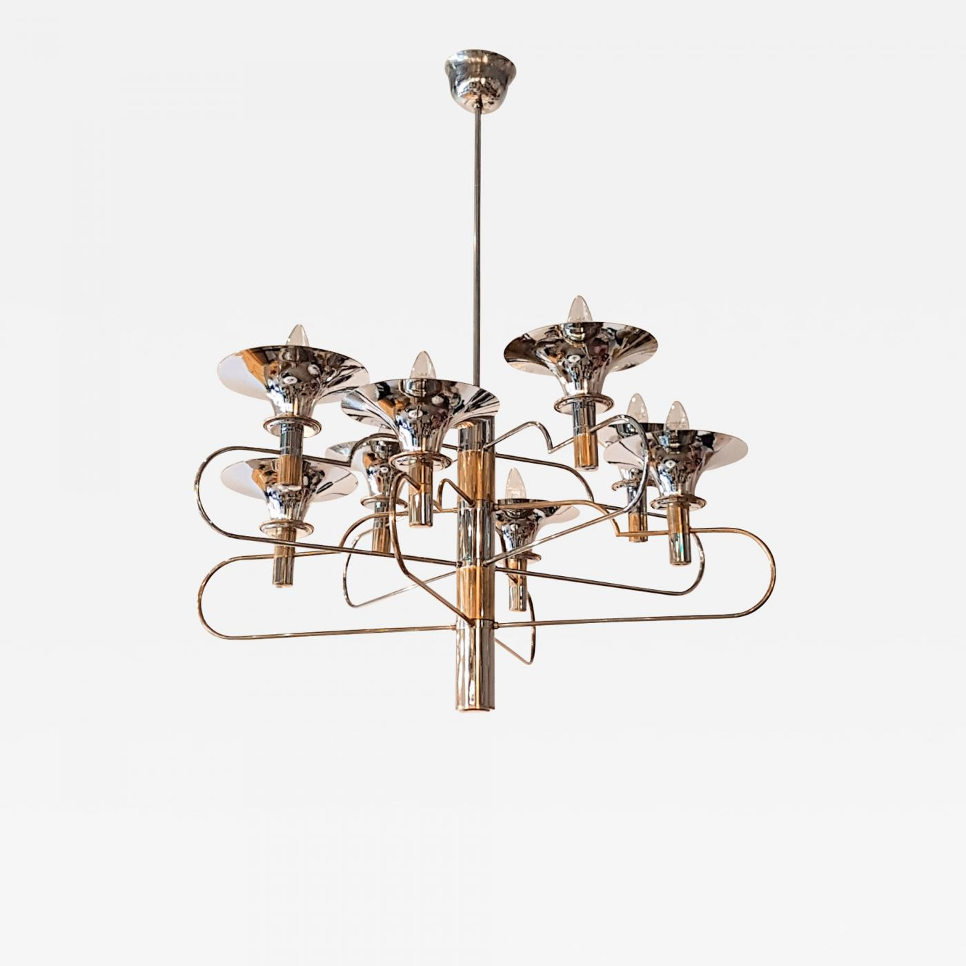 Listings Furniture Lighting Chandeliers And Pendants Gaetano Sciolari Italian Mid Century