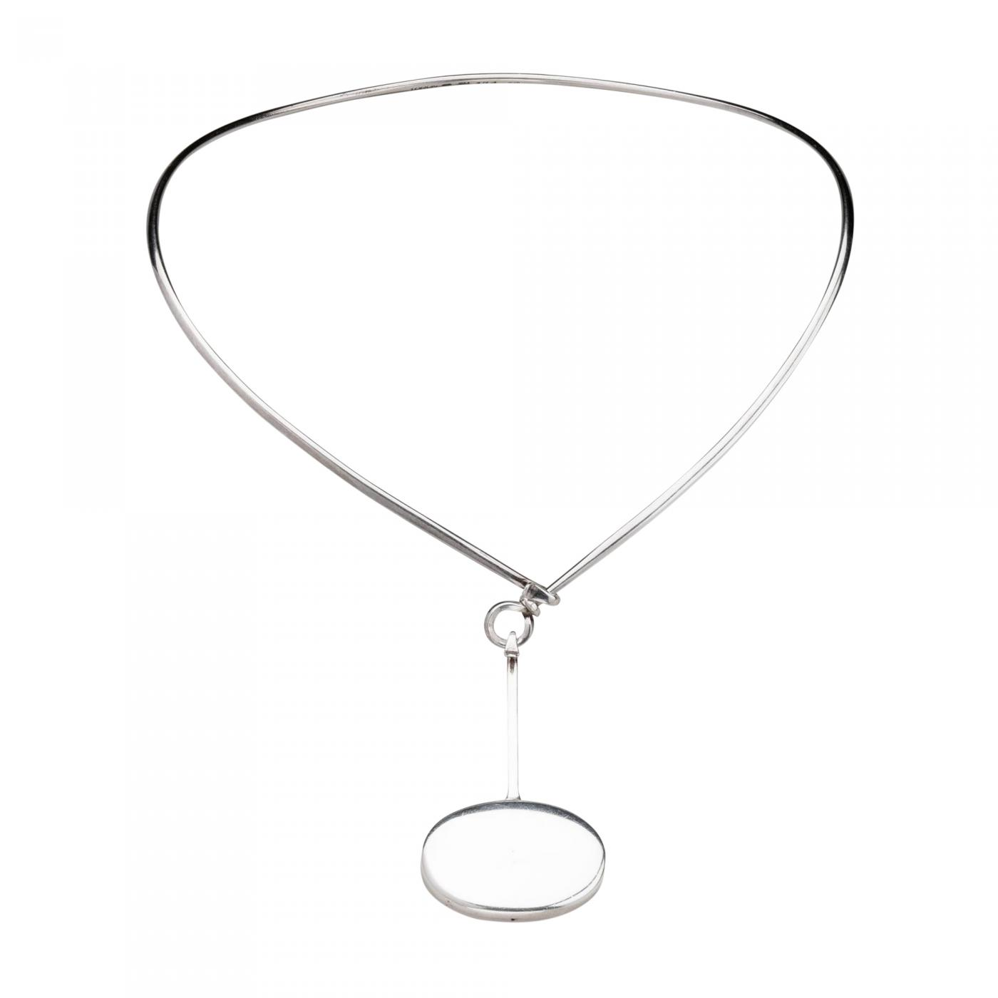 Georg jensen georg jensen torun necklace with sterling drop pendant listings jewelry necklaces pendants drop pendant aloadofball Image collections