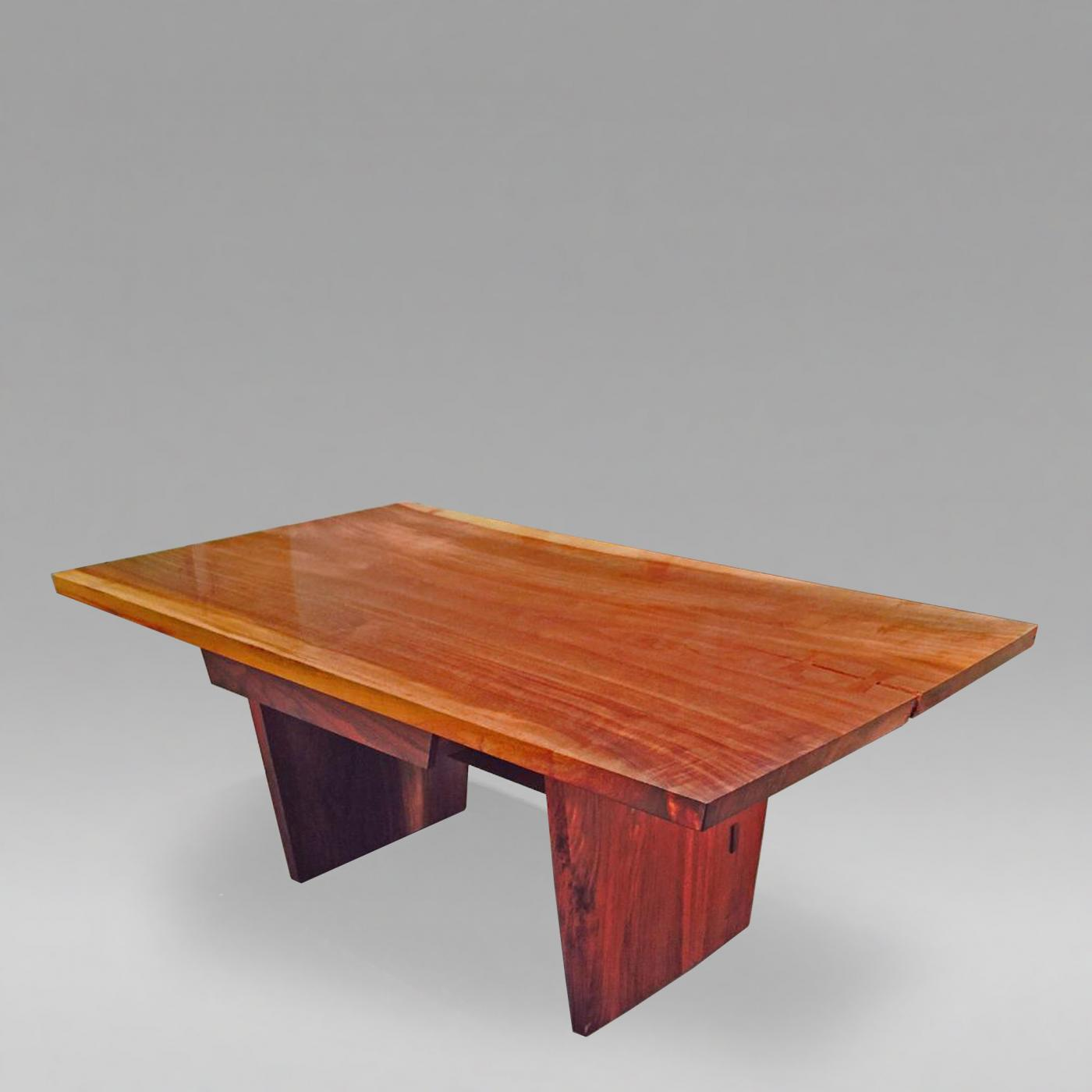 George Nakashima Special Desk Altar for Peace Stock 1986 7