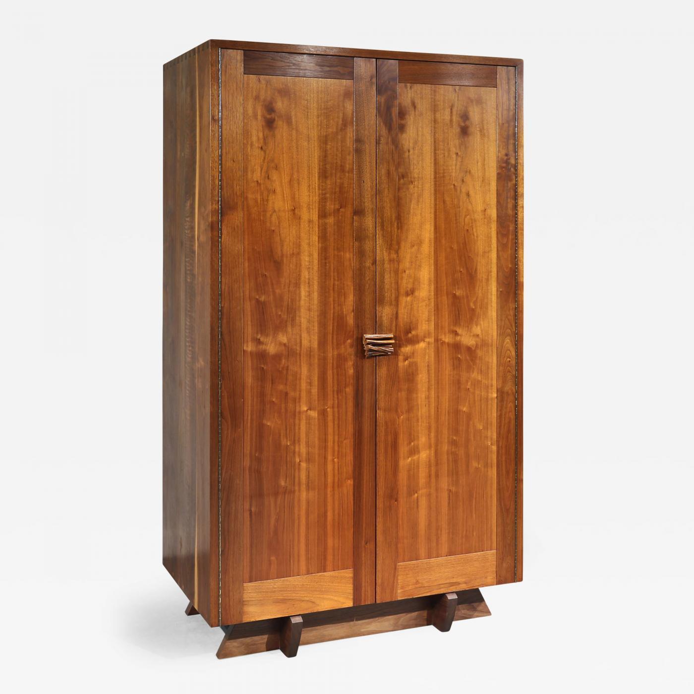 Listings / Furniture / Case Pieces U0026 Storage / Armoires   Wardrobes ·  George Nakashima Unique Custom ...