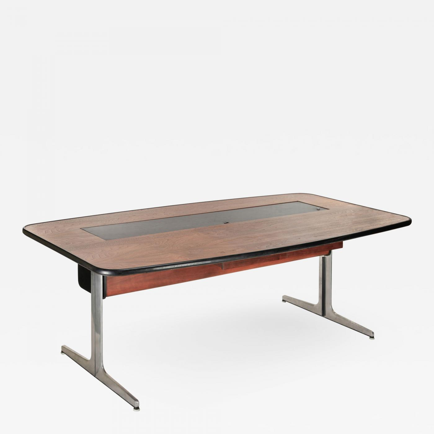George Nelson Action Office Conference Desk By George Nelson For Herman Miller Ca 1964