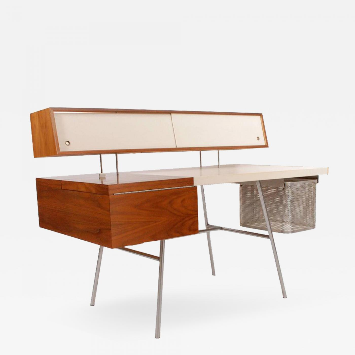 George Nelson Executive Home Desk By George Nelson For Herman Miller