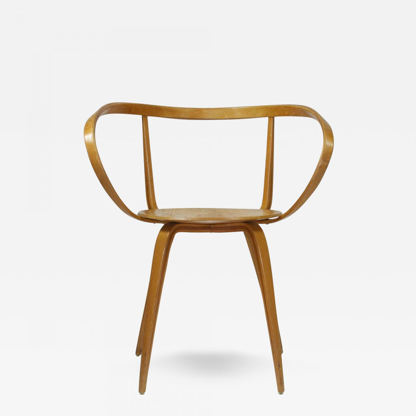 Charming Listings / Furniture / Seating / Armchairs · George Nelson George Nelson Pretzel  Chair