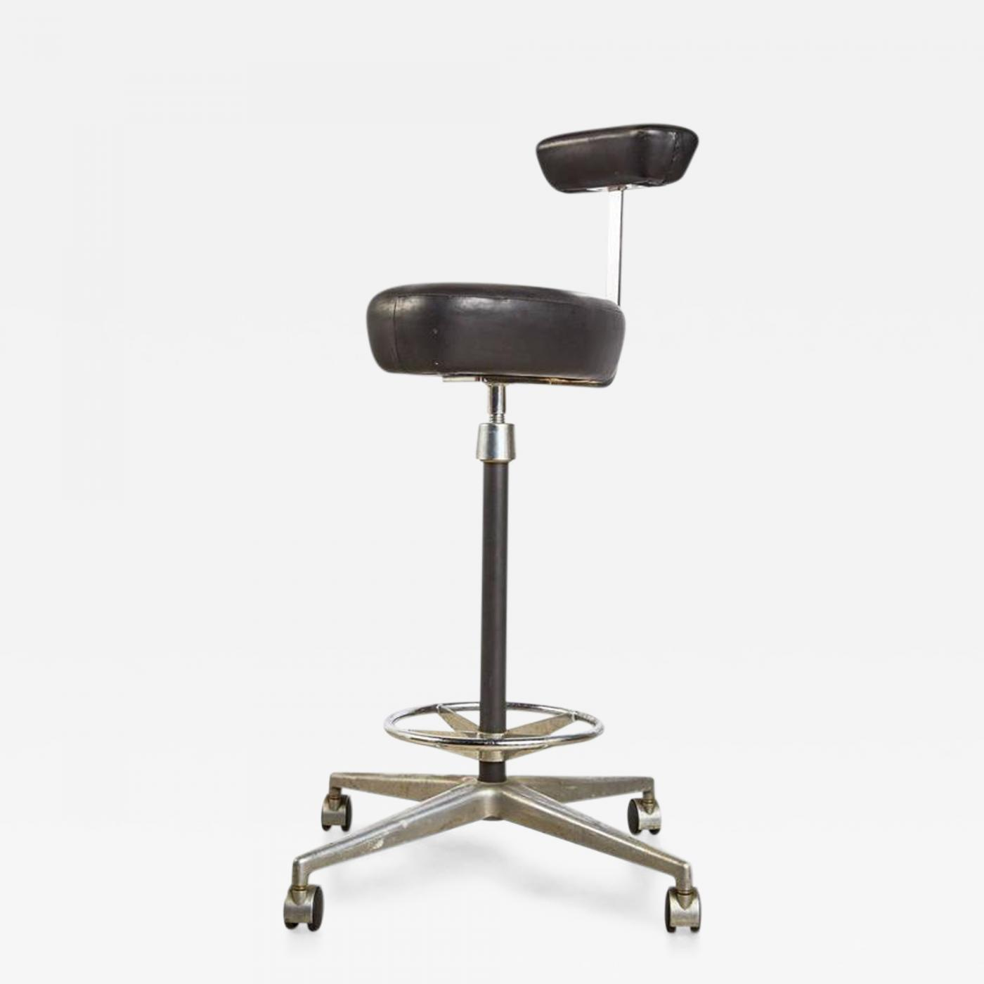 George Nelson George Nelson for Herman Miller Adjustable Height