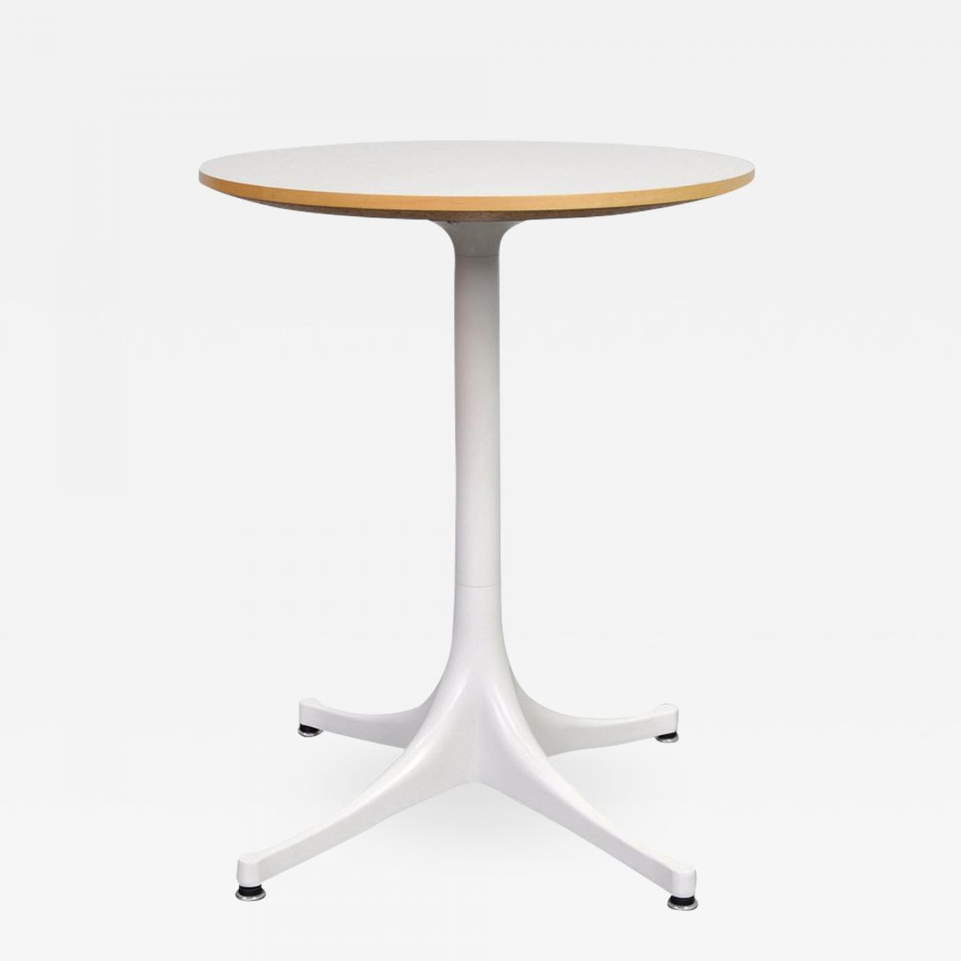 outlet store 8c33a 1af59 George Nelson - George Nelson for Herman Miller Pedestal Side Table