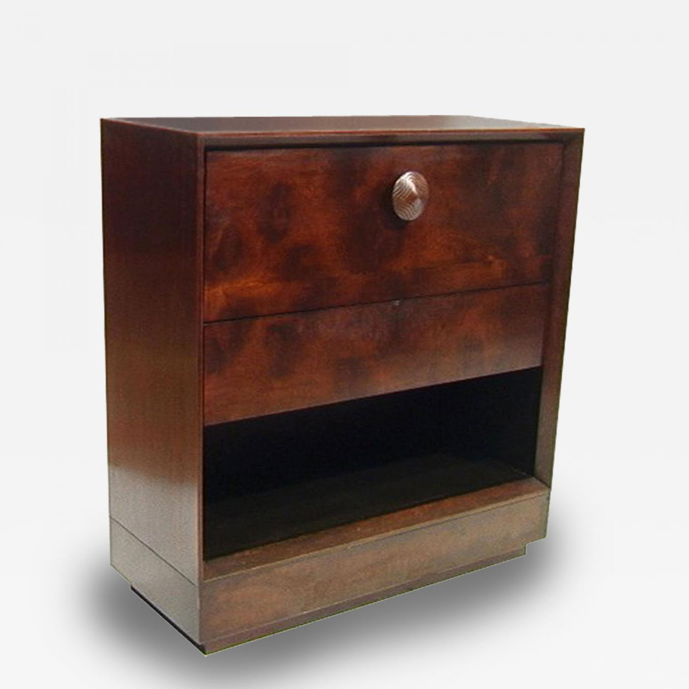 Bon Listings / Furniture / Case Pieces U0026 Storage / Other · Gilbert Rohde ...