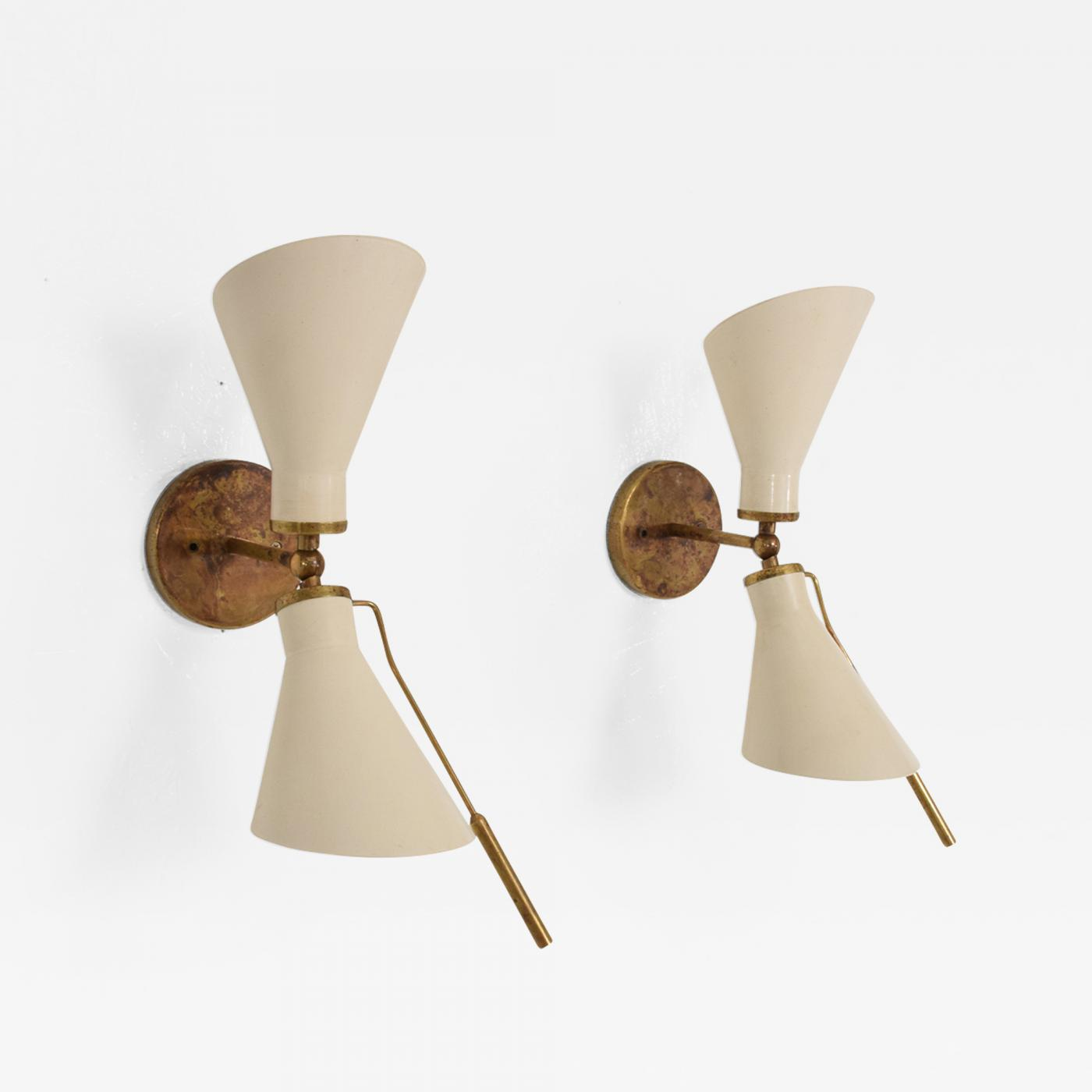 products sconce of mid shades brass midcentury antique asymmetric left white bronze globe century light