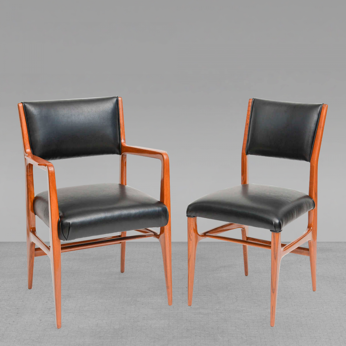 Listings / Furniture / Seating / Dining Chairs · Gio Ponti ...