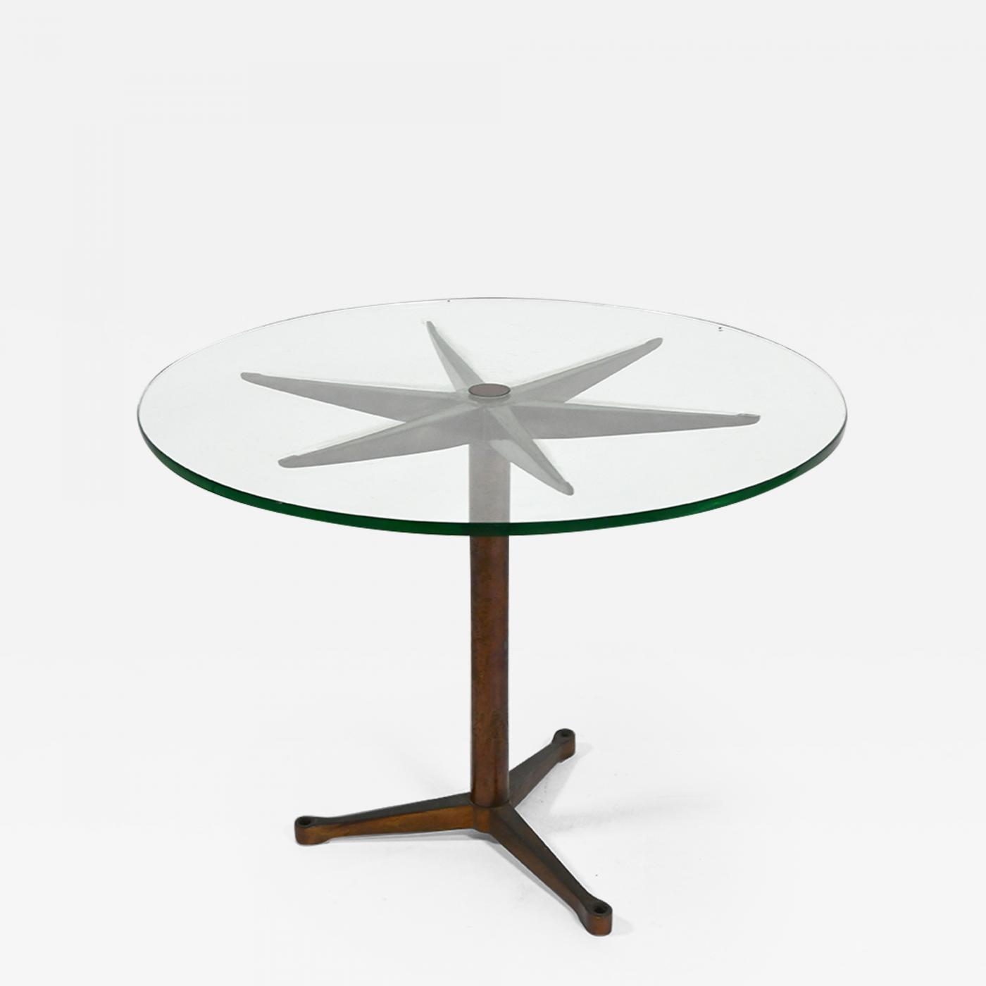 Gio Ponti Rare Side Table