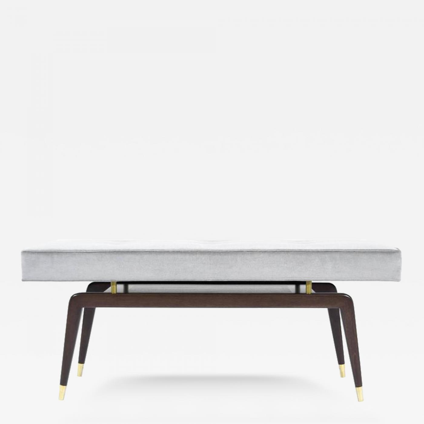 Gio Ponti Style Floating Bench