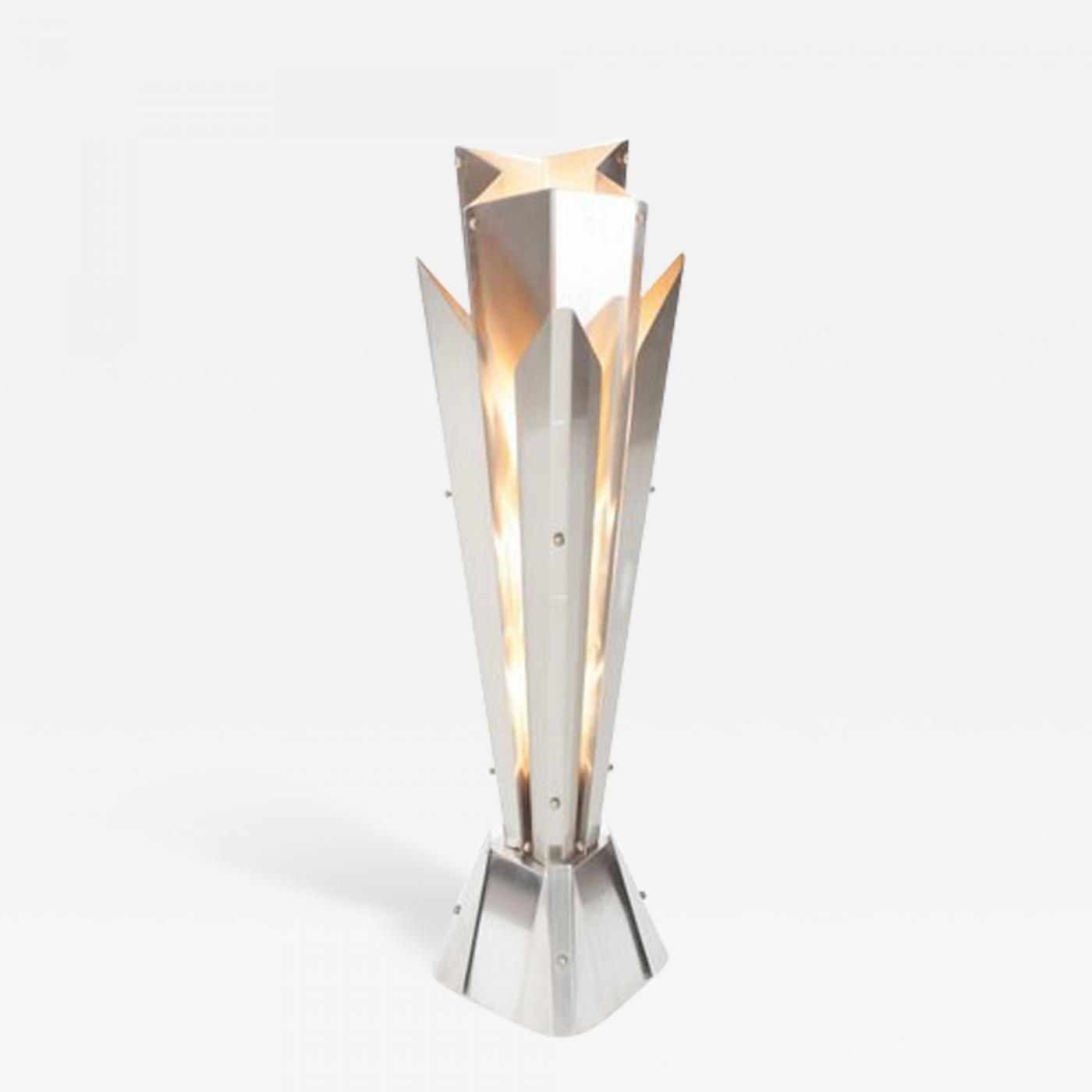 Reggiani Goffredo Reggiani Star Shaped Floor Lamp 1960s