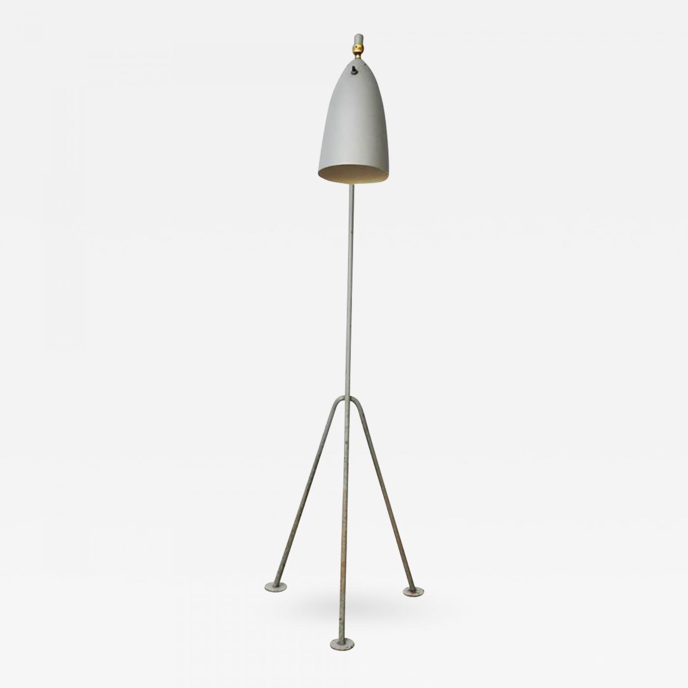 Greta Magnusson Grossman Greta Grossman 831 Grasshopper Floor Lamp For Ralph O Smith