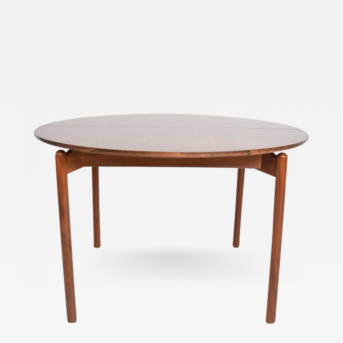 Greta grossman mid century modern walnut dining table by greta listings furniture tables dining tables greta grossman geotapseo Gallery