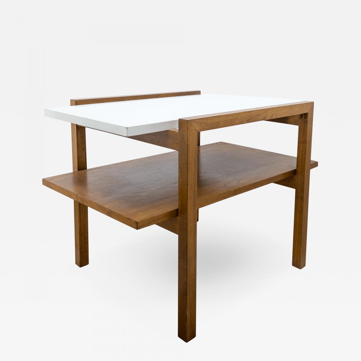 Greta grossman walnut side table by greta grossman listings furniture tables side tables greta grossman geotapseo Gallery