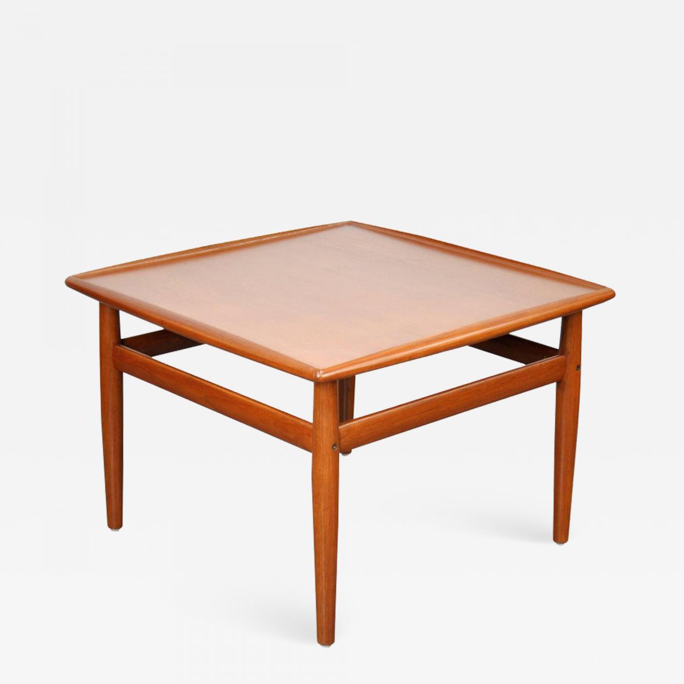 Side Table Teak.Grete Jalk Grete Jalk For Glostrup Teak Side Table
