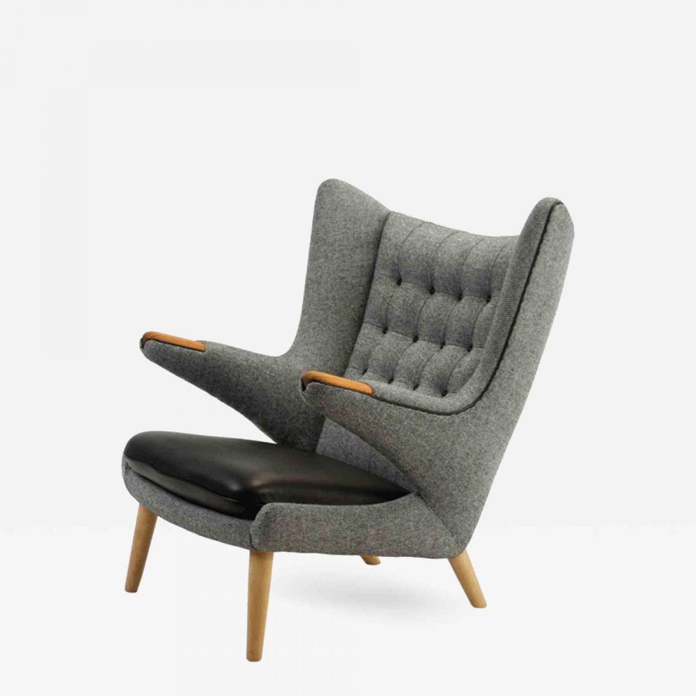 Hans Wegner Ap 19 Papa Bear Chair