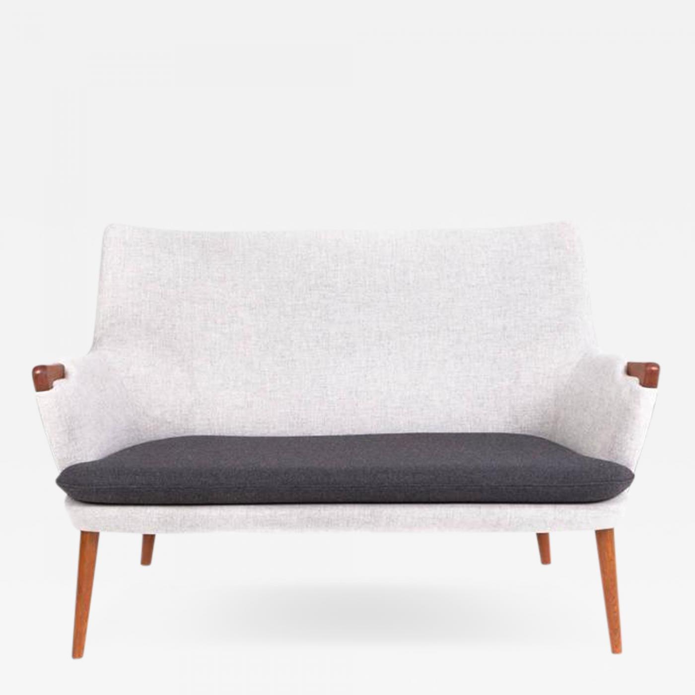 Hans J Wegner Hans J Wegner Two Seater Sofa Model Ap 20