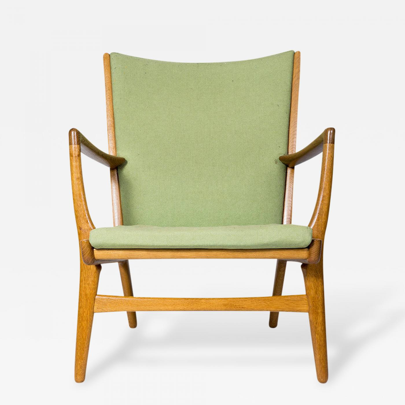 Hans wegner lounge chair - Hans Wegner Hans Wegner Ap 16 Lounge Chair Click On Image To Enlarge