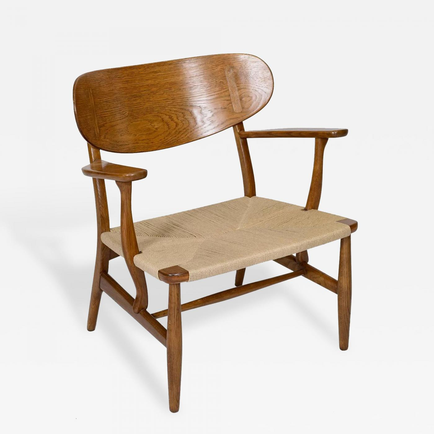 Hans Wegner Hans Wegner CH 22 Lounge Chair