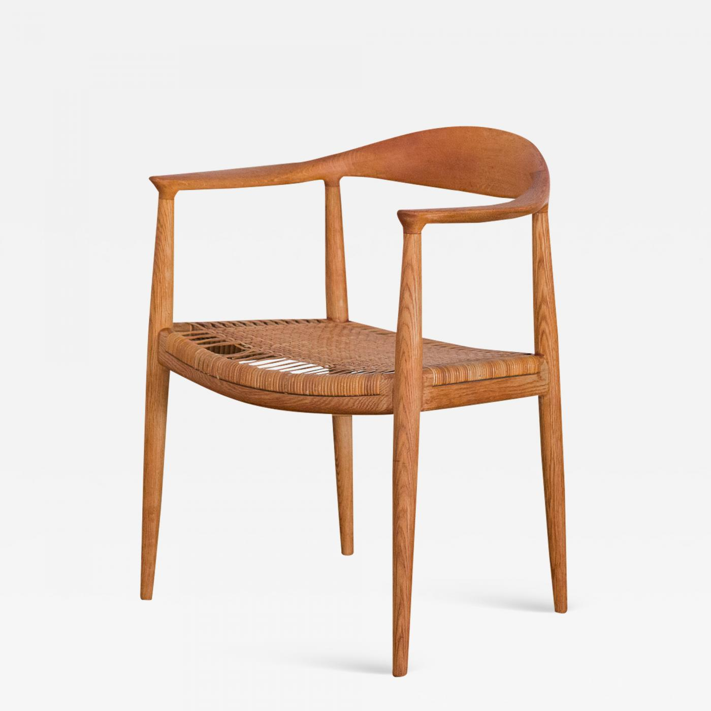 Wondrous Hans Wegner Hans Wegner Cane Dining Chair Ncnpc Chair Design For Home Ncnpcorg