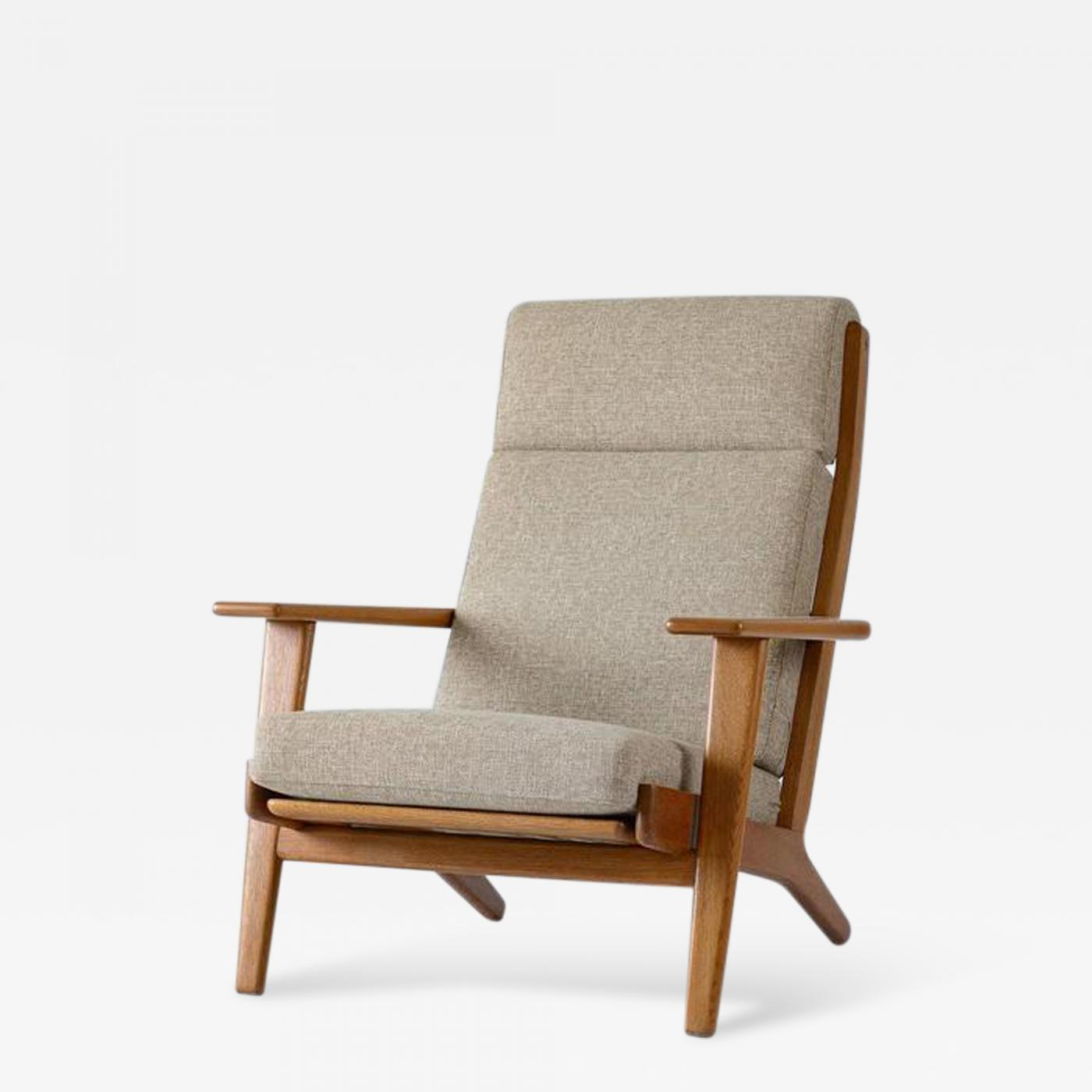 Charmant Listings / Furniture / Seating / Armchairs · Hans Wegner Hans Wegner GE 290 High  Back Lounge Chair