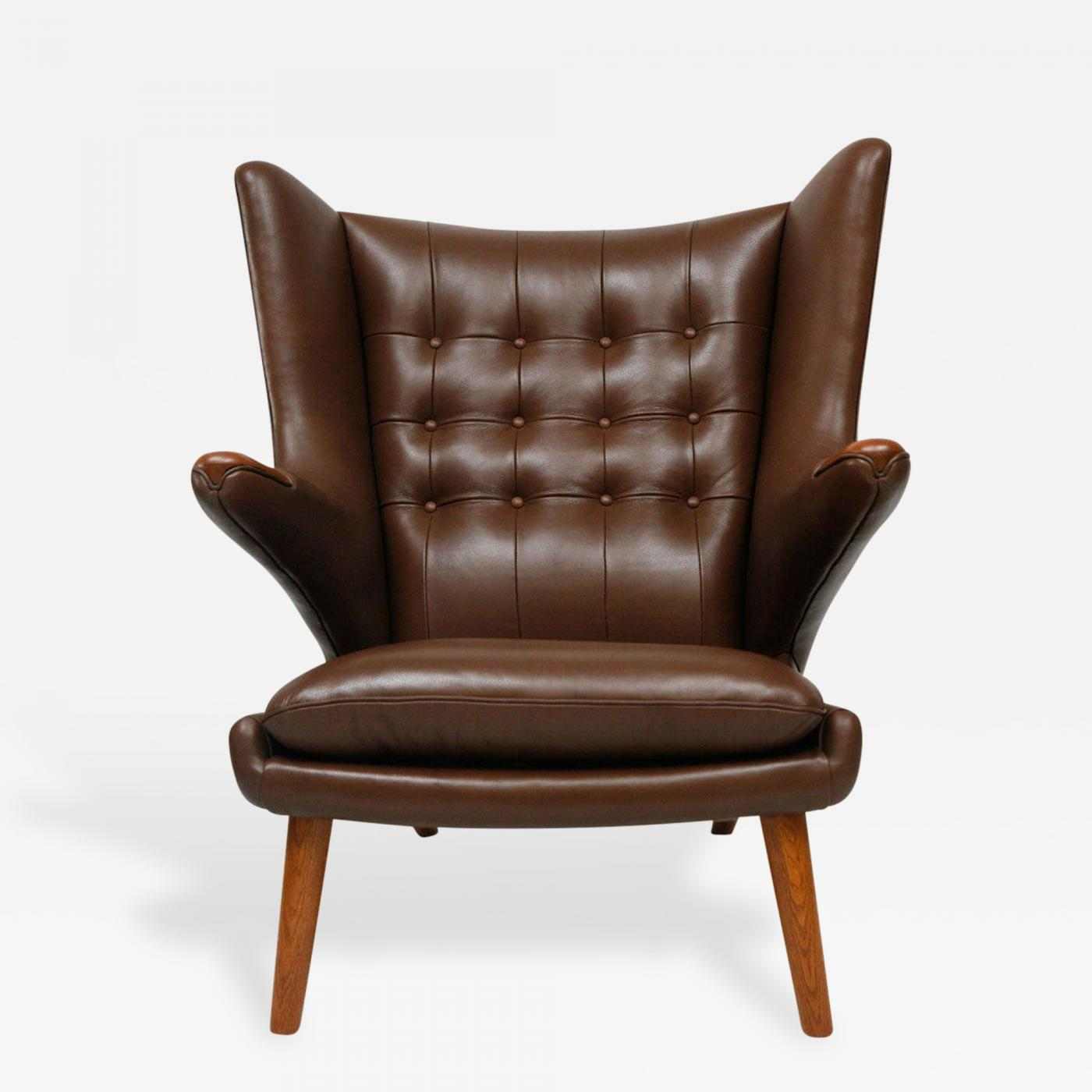 Superior Listings / Furniture / Seating / Armchairs · Hans Wegner Hans Wegner Papa Bear  Chair