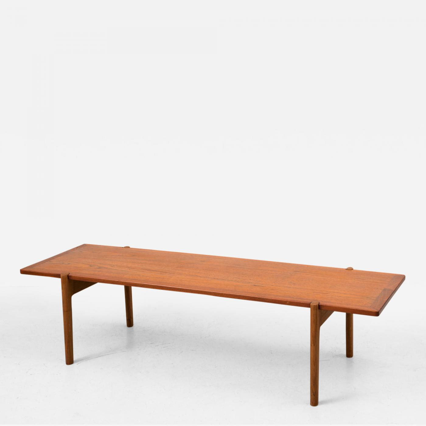 Hans J Wegner Reversible Top Coffee Table by Hans Wegner