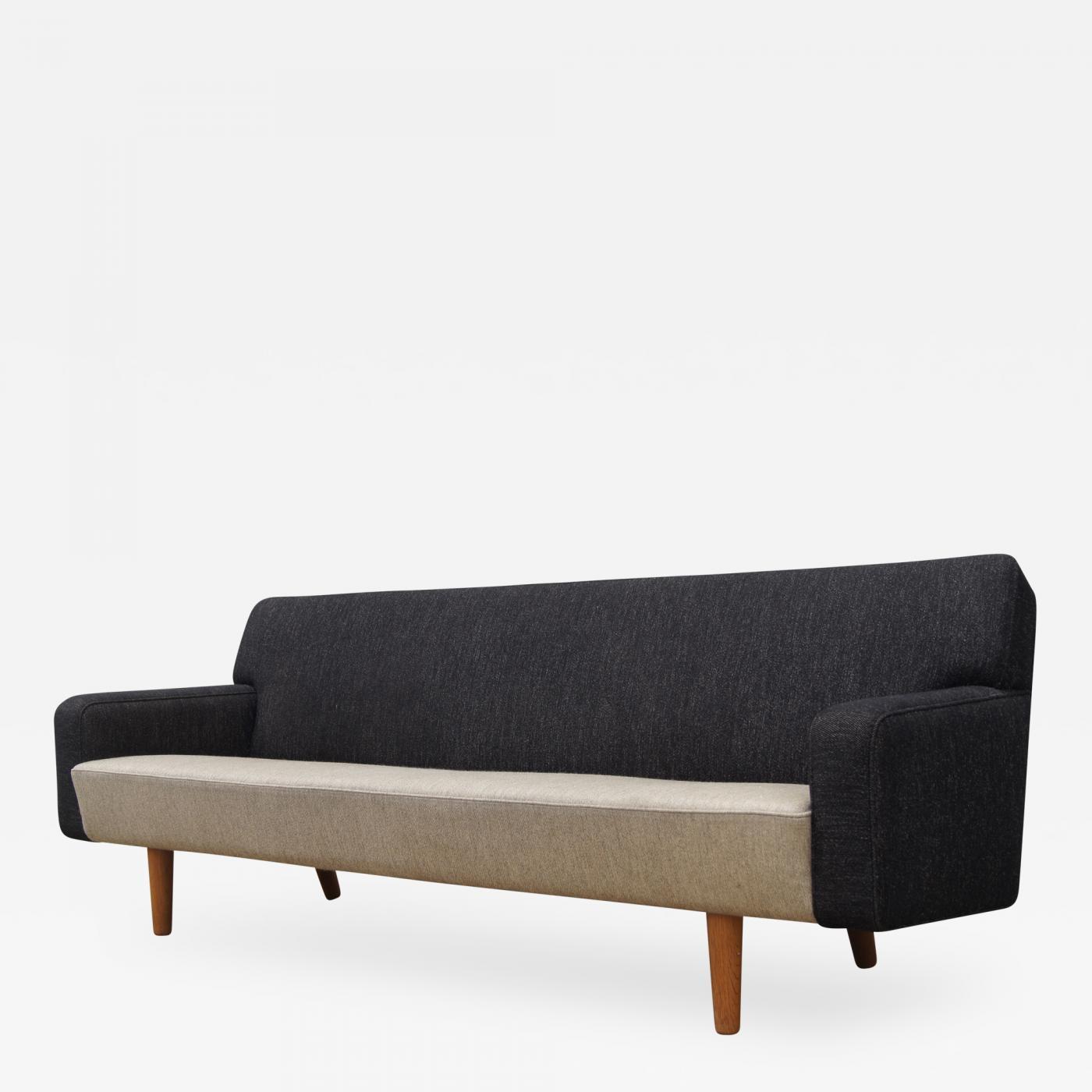 Hans J Wegner Two Tone AP33 Sofa by Hans Wegner for A P Stolen