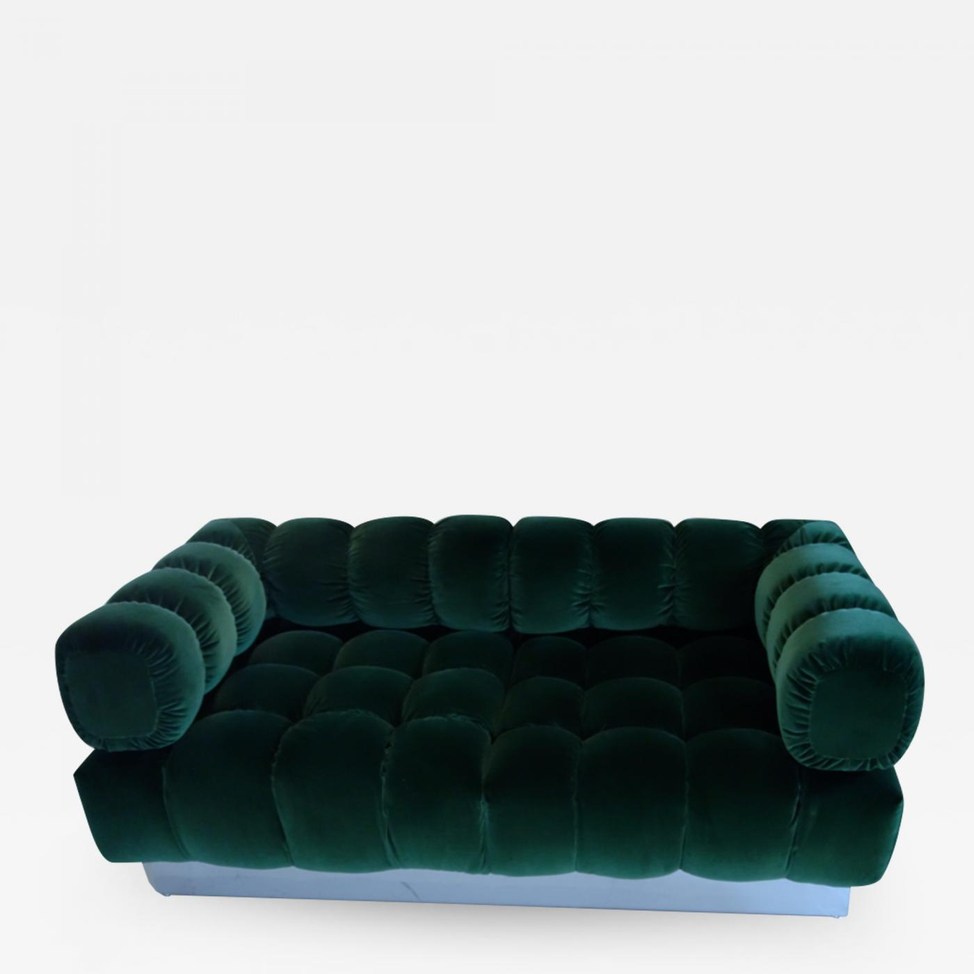 Harvey probber deep tuft love seat