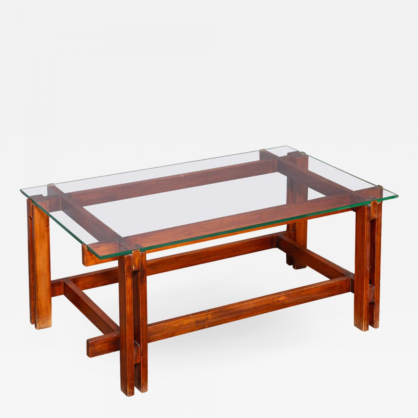 Ico Parisi Coffee Table by Ico Parisi