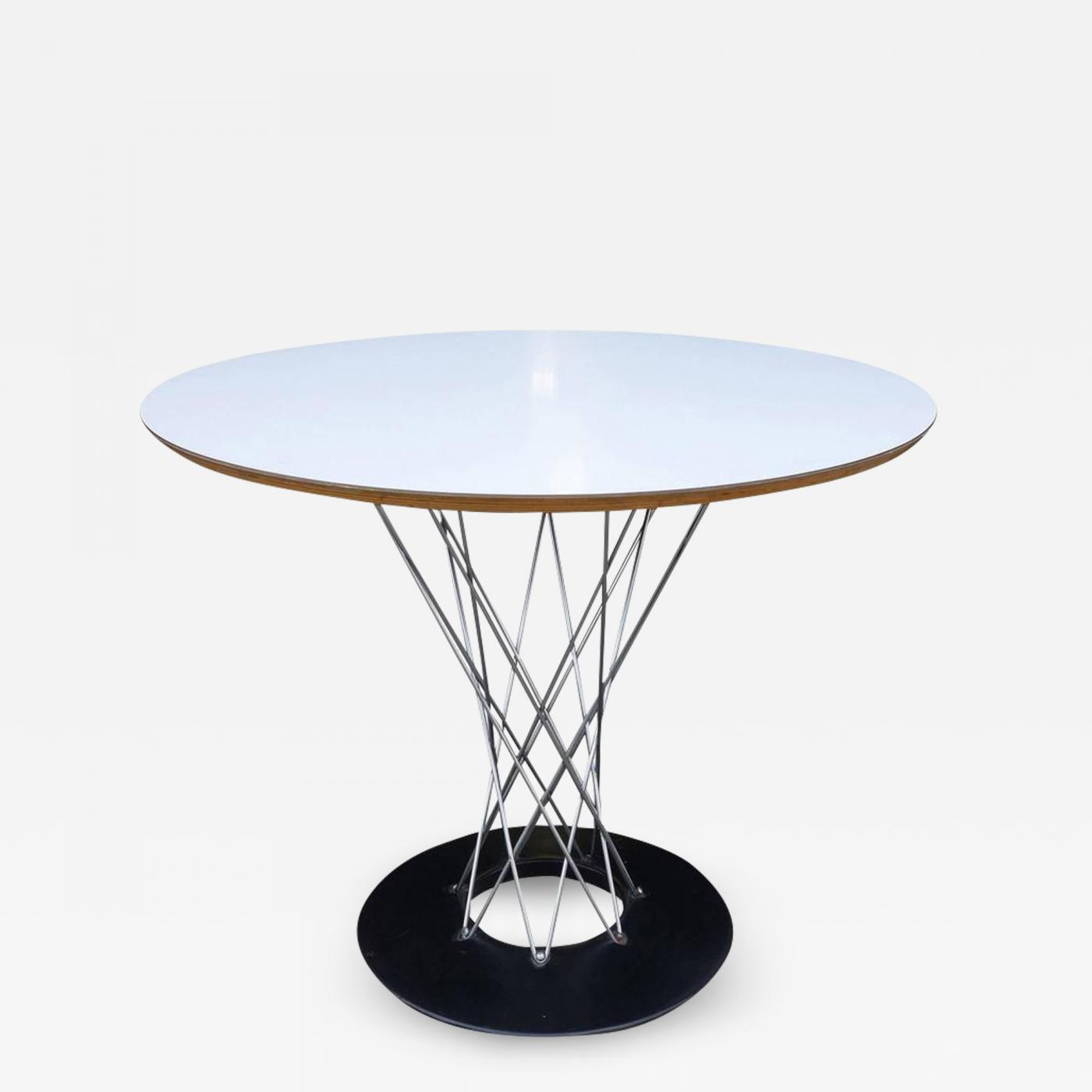 Mid Century Isamu Noguchi Cyclone Dining Table For Knoll