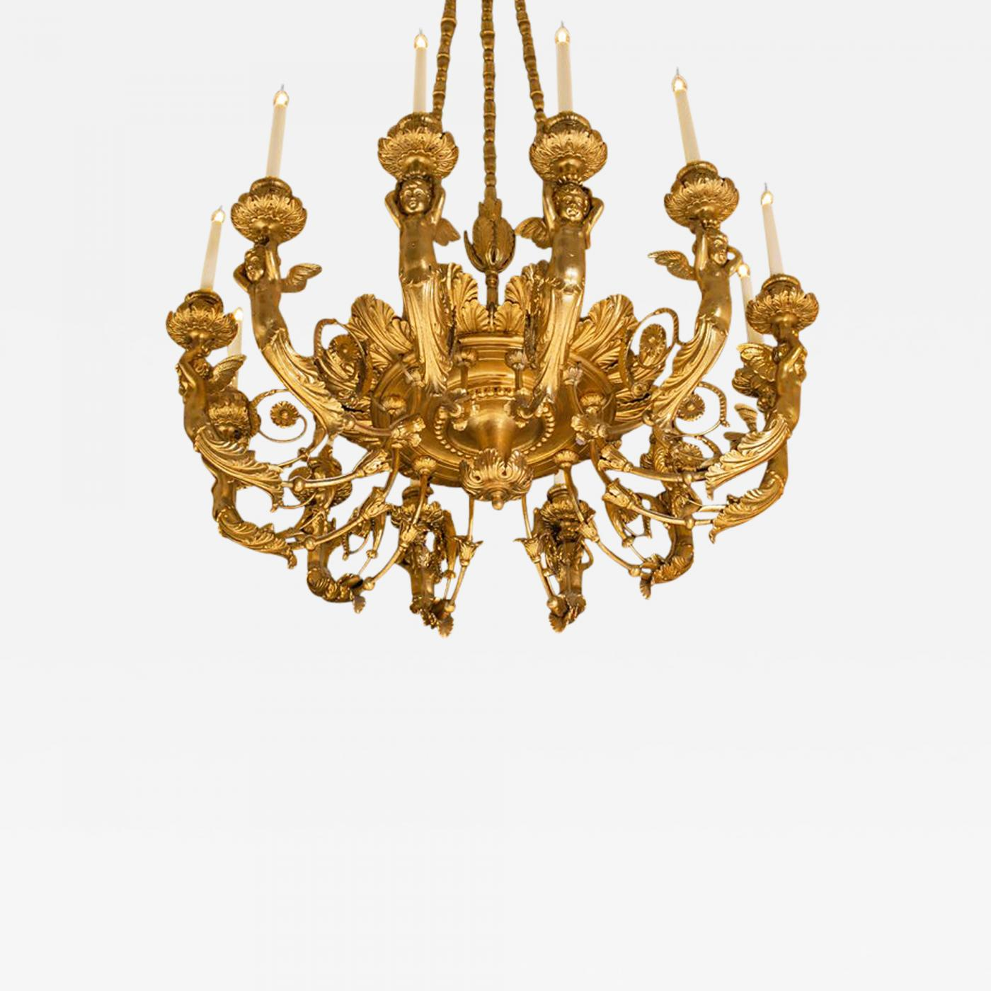 Italian 19th century gold carved wood chandelier listings furniture lighting chandeliers and pendants italian 19th century gold carved wood chandelier aloadofball Gallery