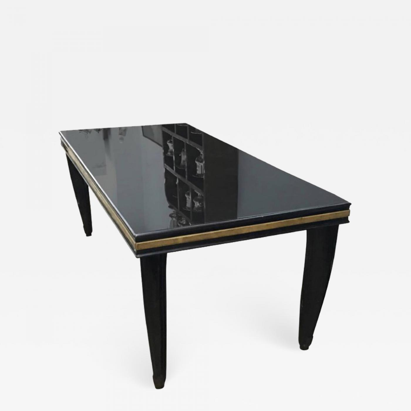 Listings Furniture Tables Dining Italian Art Deco Table