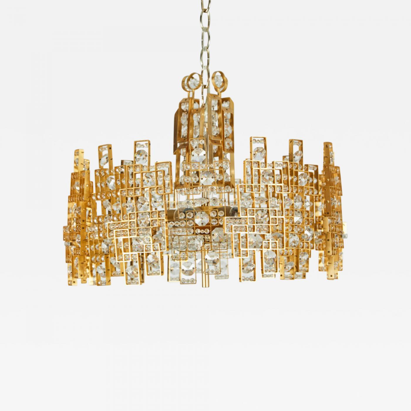 J l lobmeyr geometric lobmeyr chandelier listings furniture lighting chandeliers and pendants aloadofball Image collections