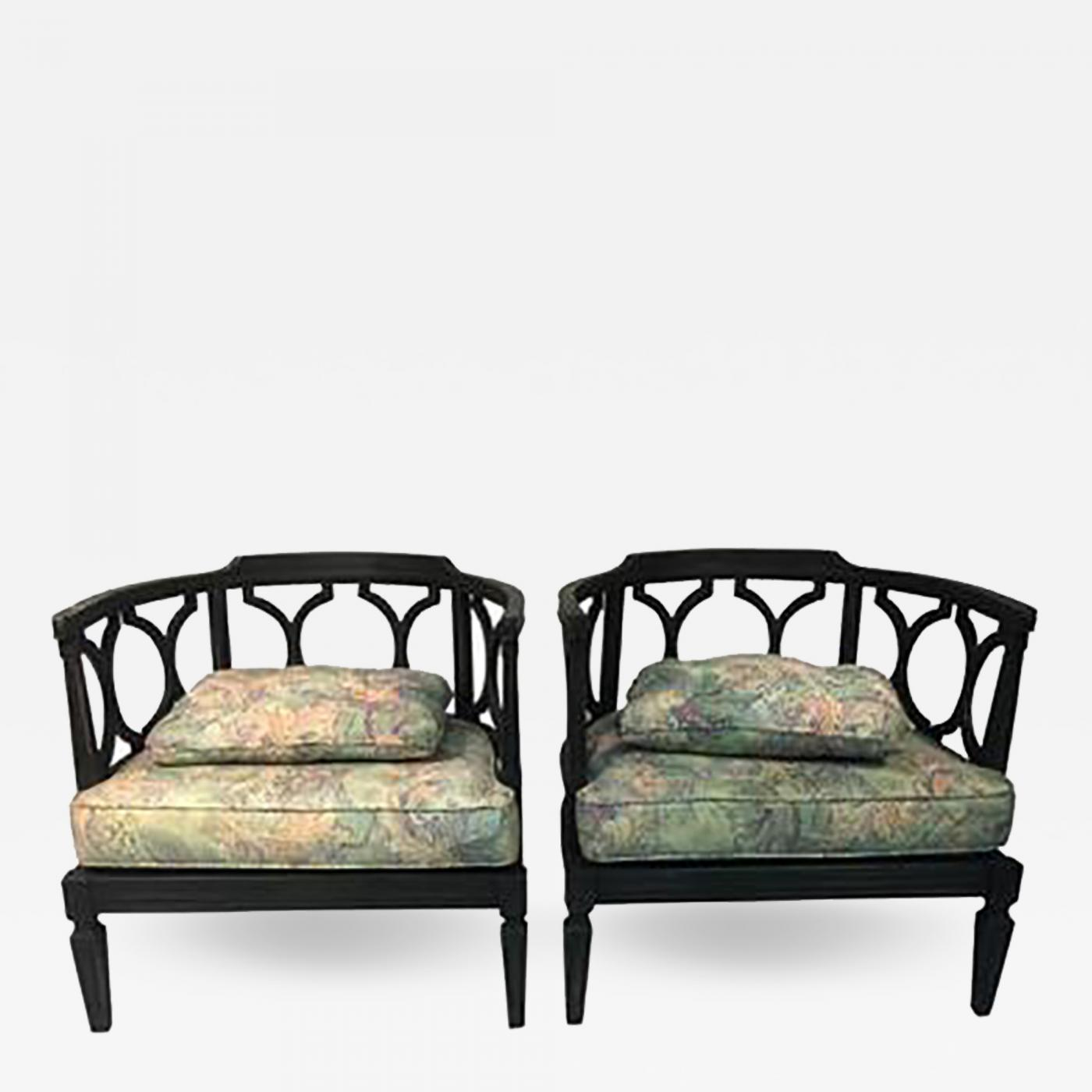 ... Inspired Hollywood Regency Chairs. More Images Want More Images?