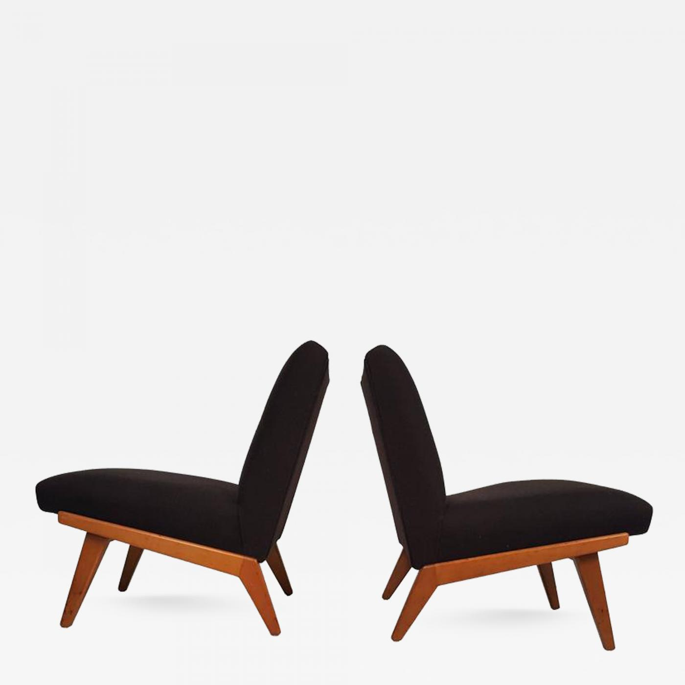 jens risom jens risom slipper lounge chairs for h g knoll products