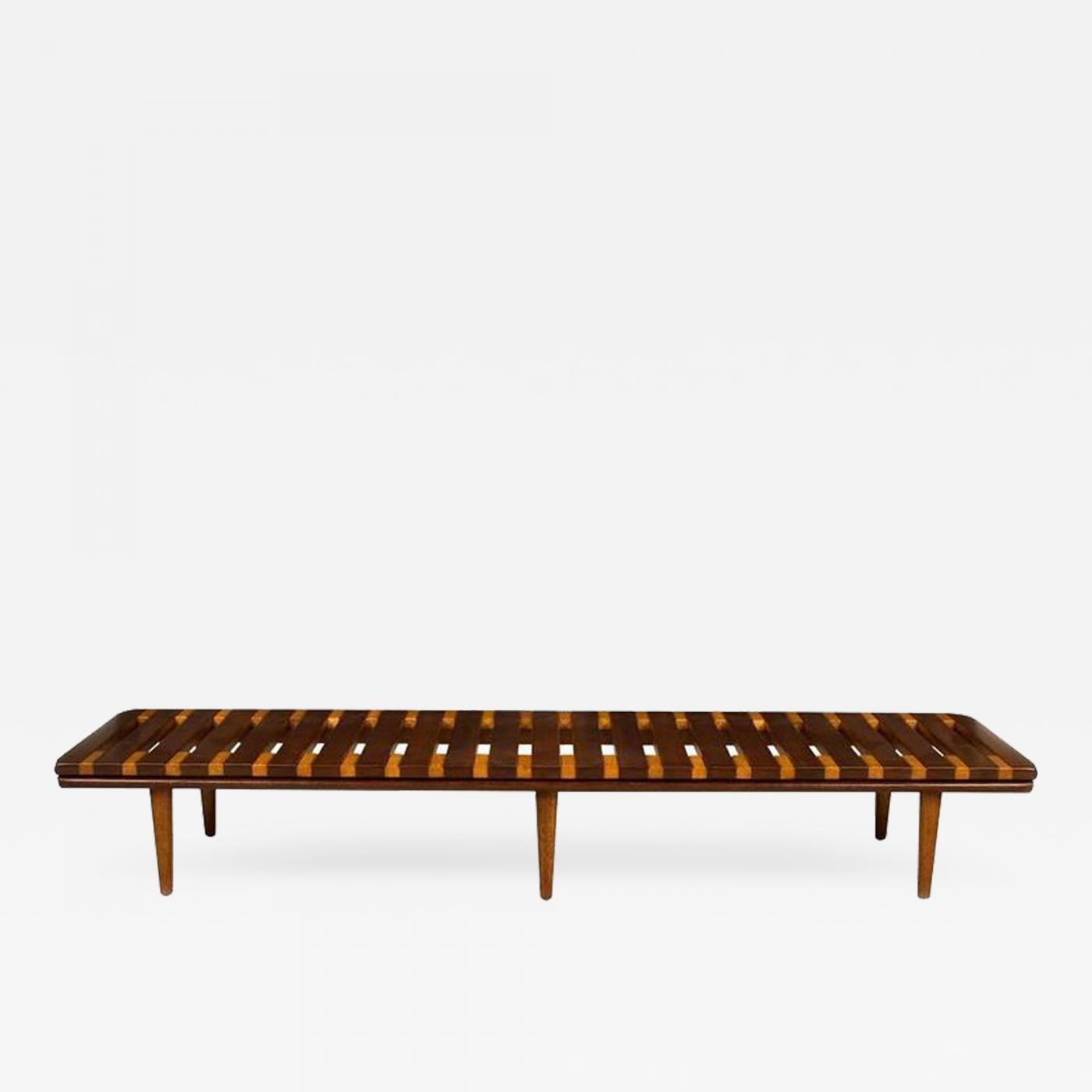 John Keal John Keal Low Table or Bench by Brown Saltman
