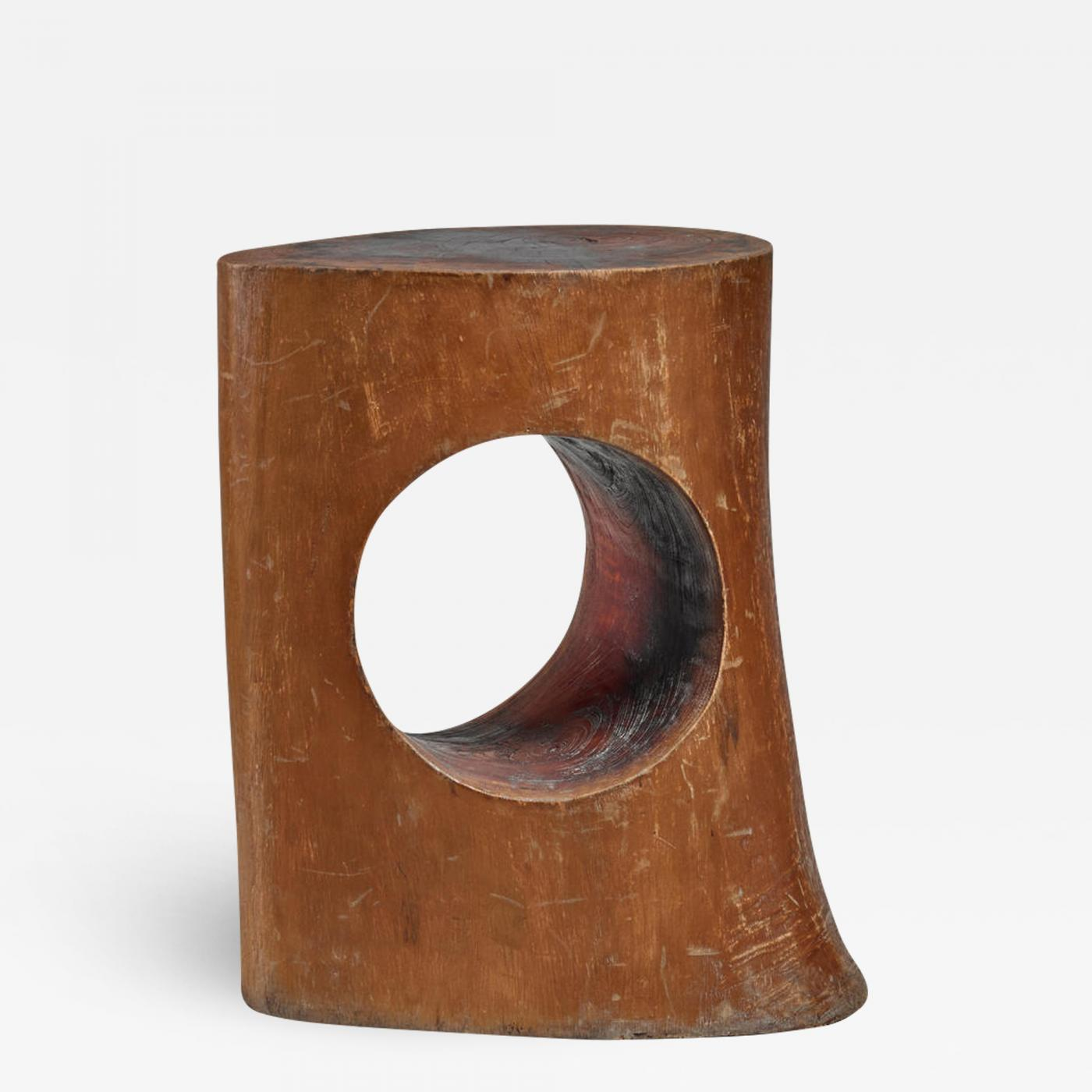 Wondrous Jose Zanine Caldas Zanine Caldas Wooden Craft Stool Or Pabps2019 Chair Design Images Pabps2019Com
