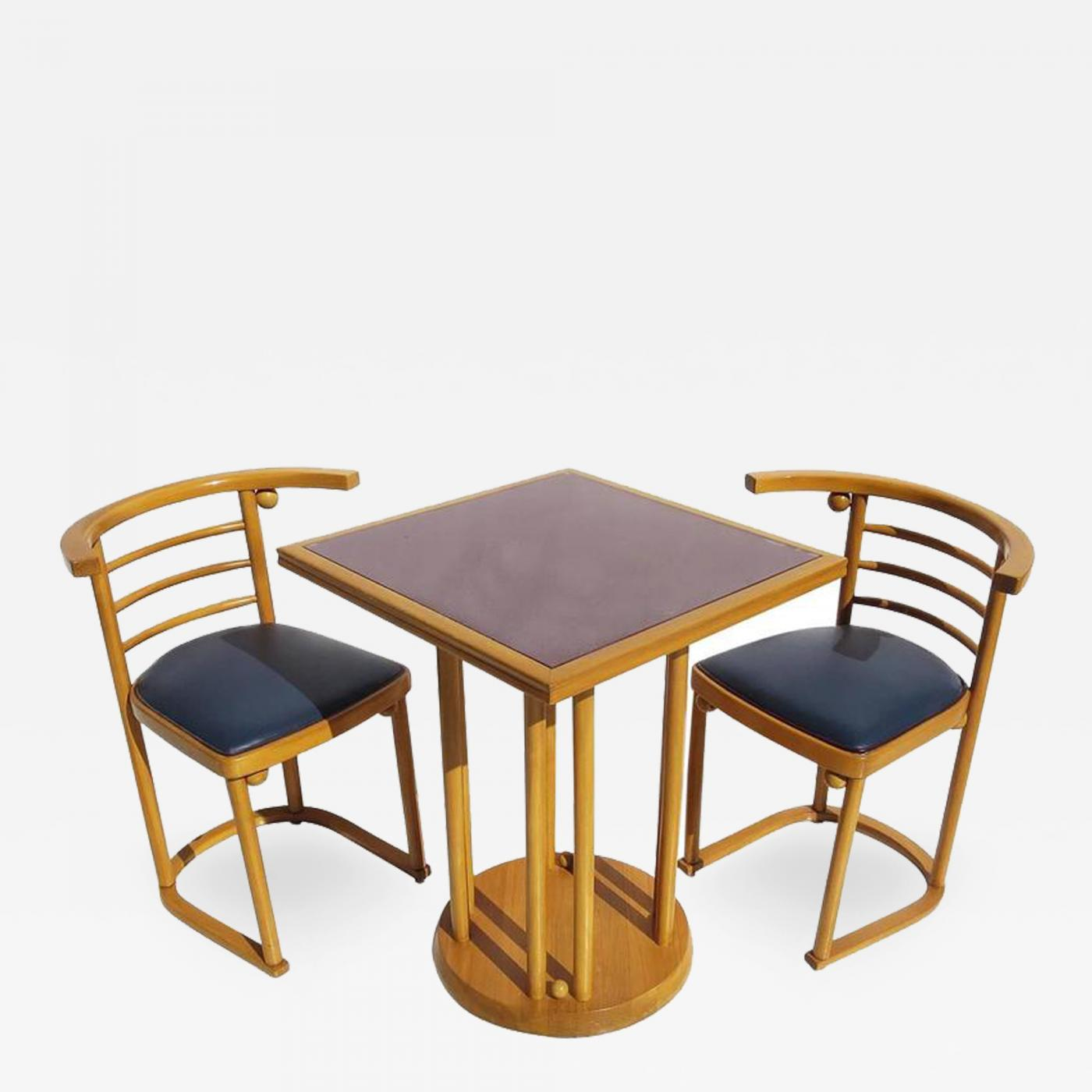 Listings / Furniture / Seating / Dining Chairs · Josef Hoffmann ...