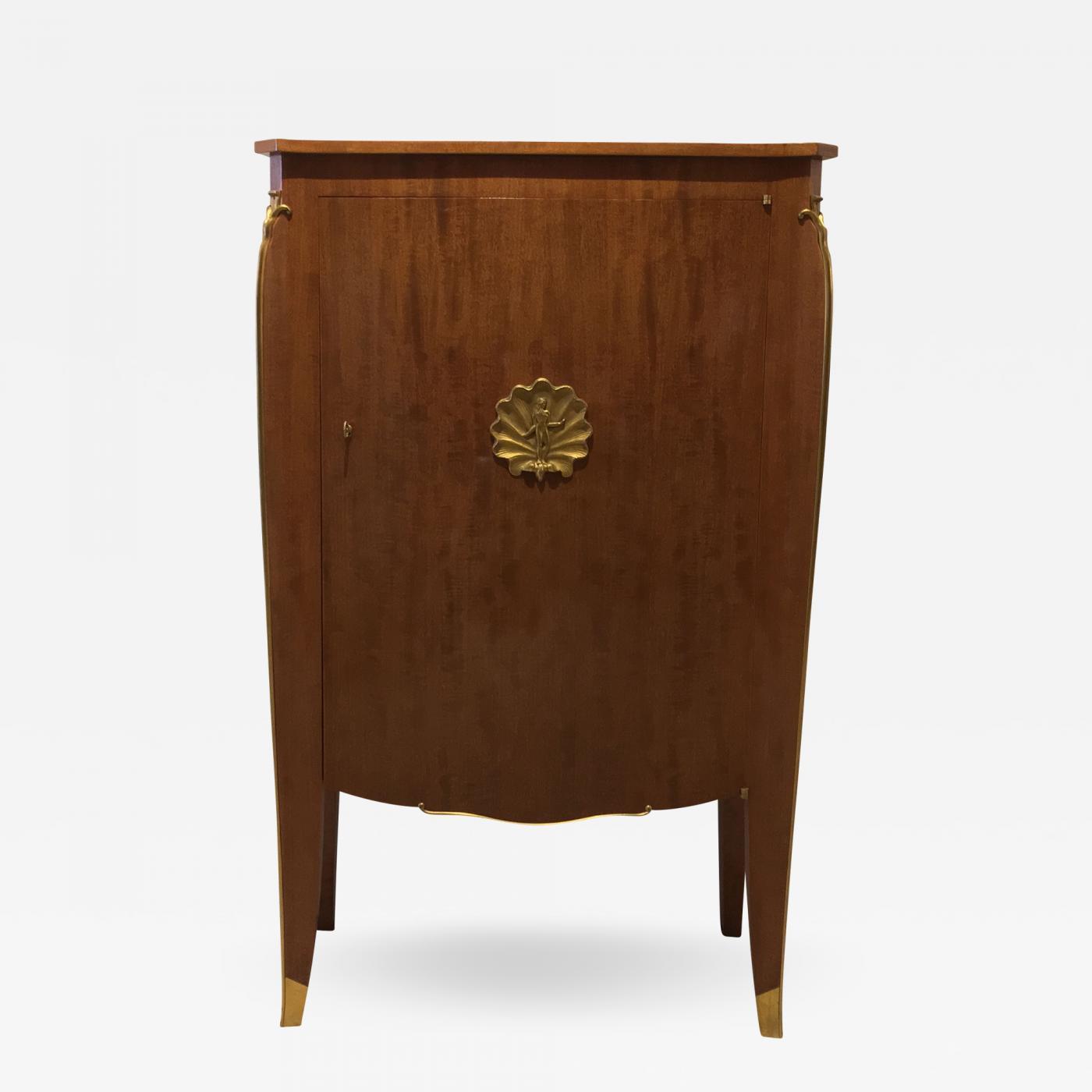 art moderne furniture. Listings / Furniture Case Pieces \u0026 Storage Cabinets · Jules Leleu French Art Moderne Mahogany Cabinet R