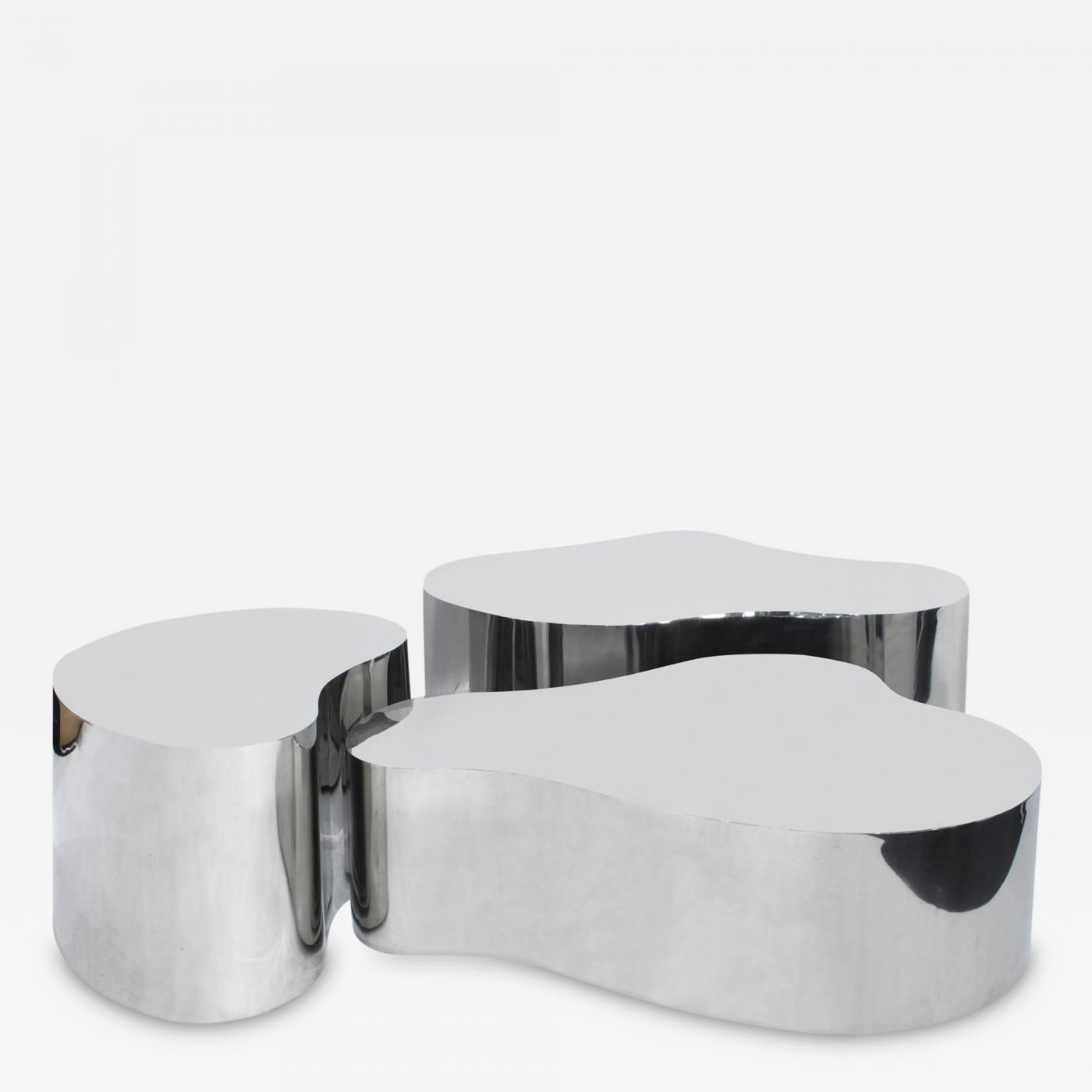 Listings / Furniture / Tables / Coffee Tables · Karl Springer ...