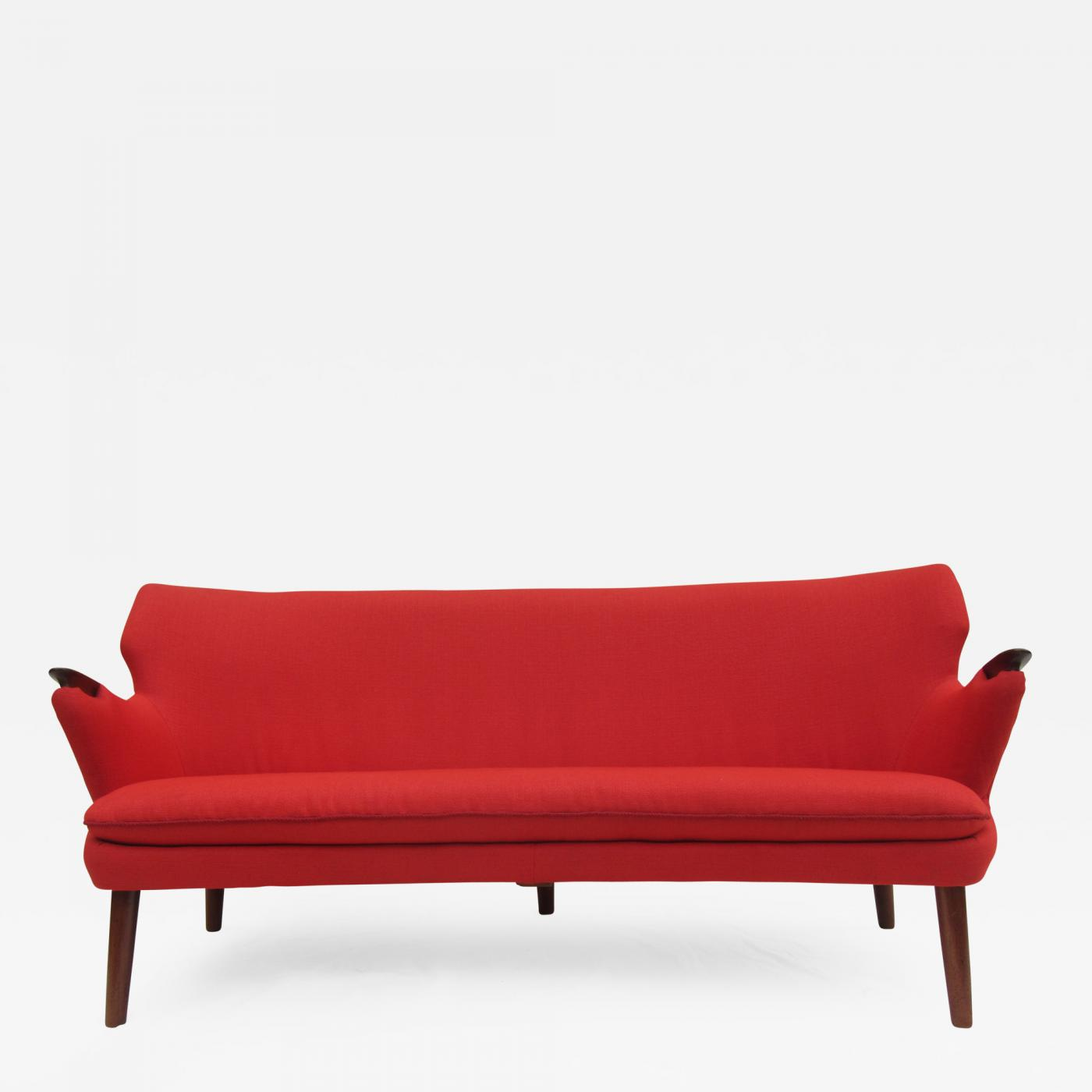 Kurt Olsen Kurt Olsen Danish Modern Sofa