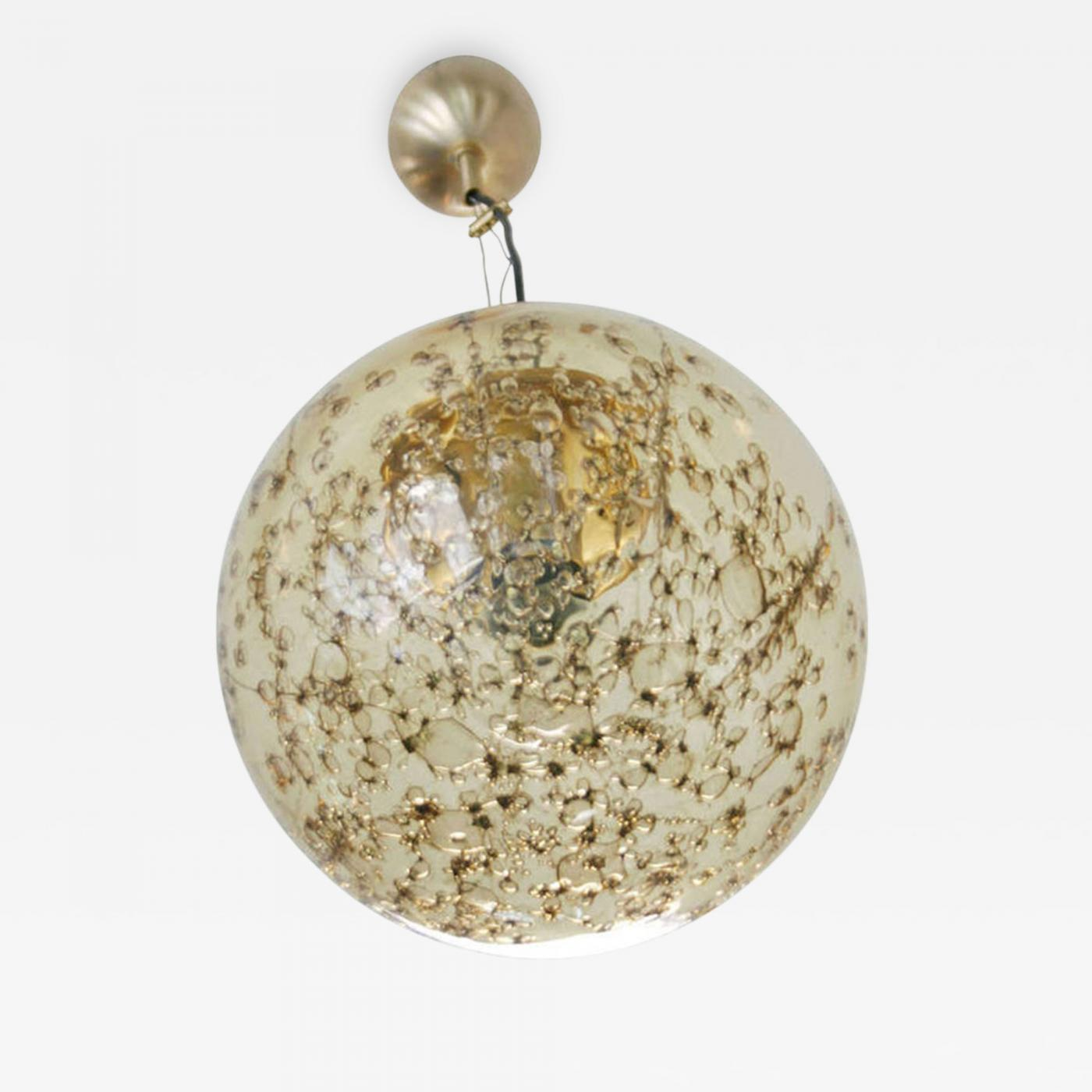 La Murrina - La Murrina Champagne Globe Pendant